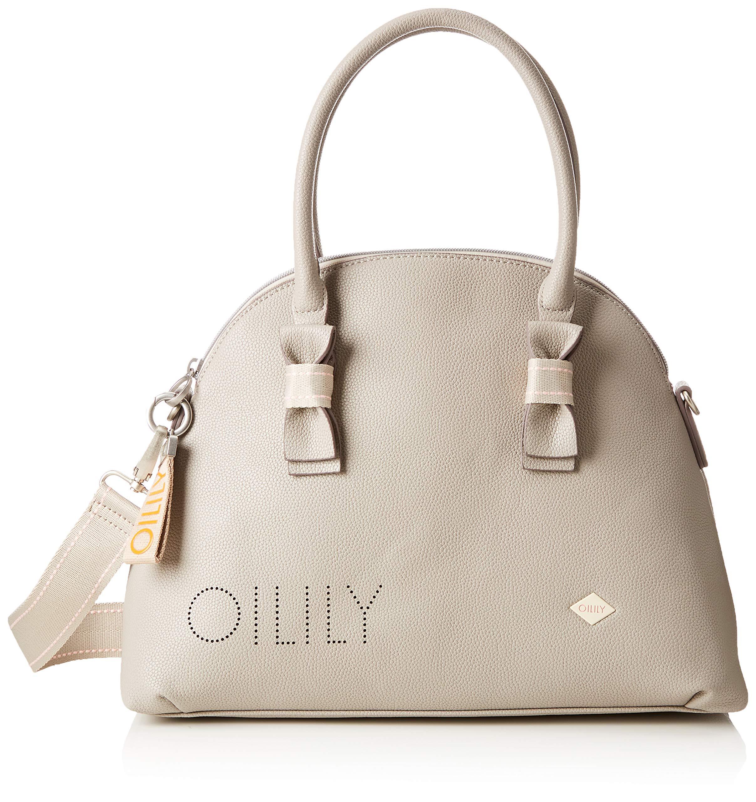 FemmeGrisgraulight Airy H X Cmb Oilily 0 T LhzCartable Grey15 0x38 Handbag 0x28 kXN80wPnO
