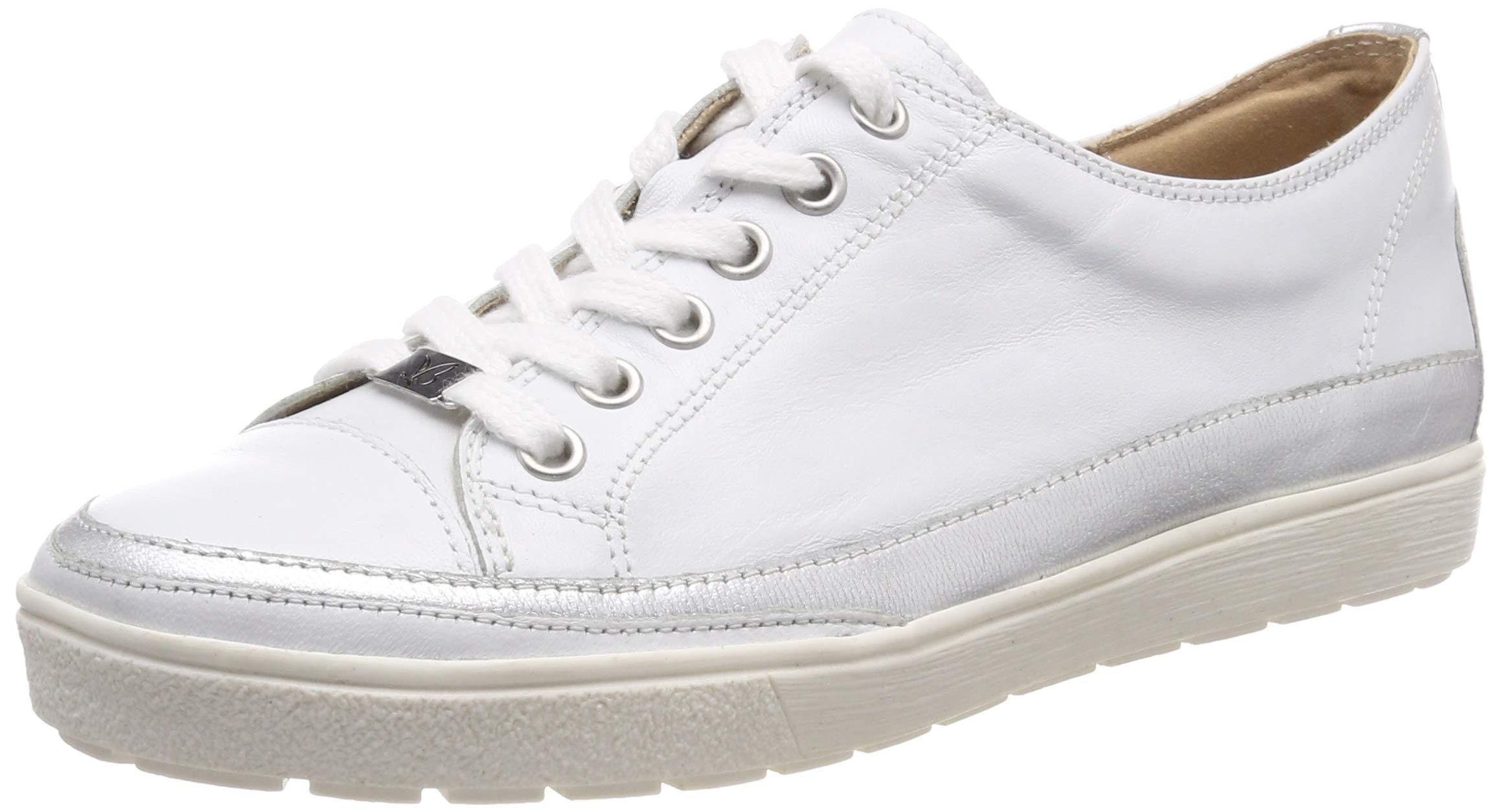 Nappa Eu ManouSneakers 10240 Caprice Basses 5 FemmeBlancwhite 8wNOnPX0k