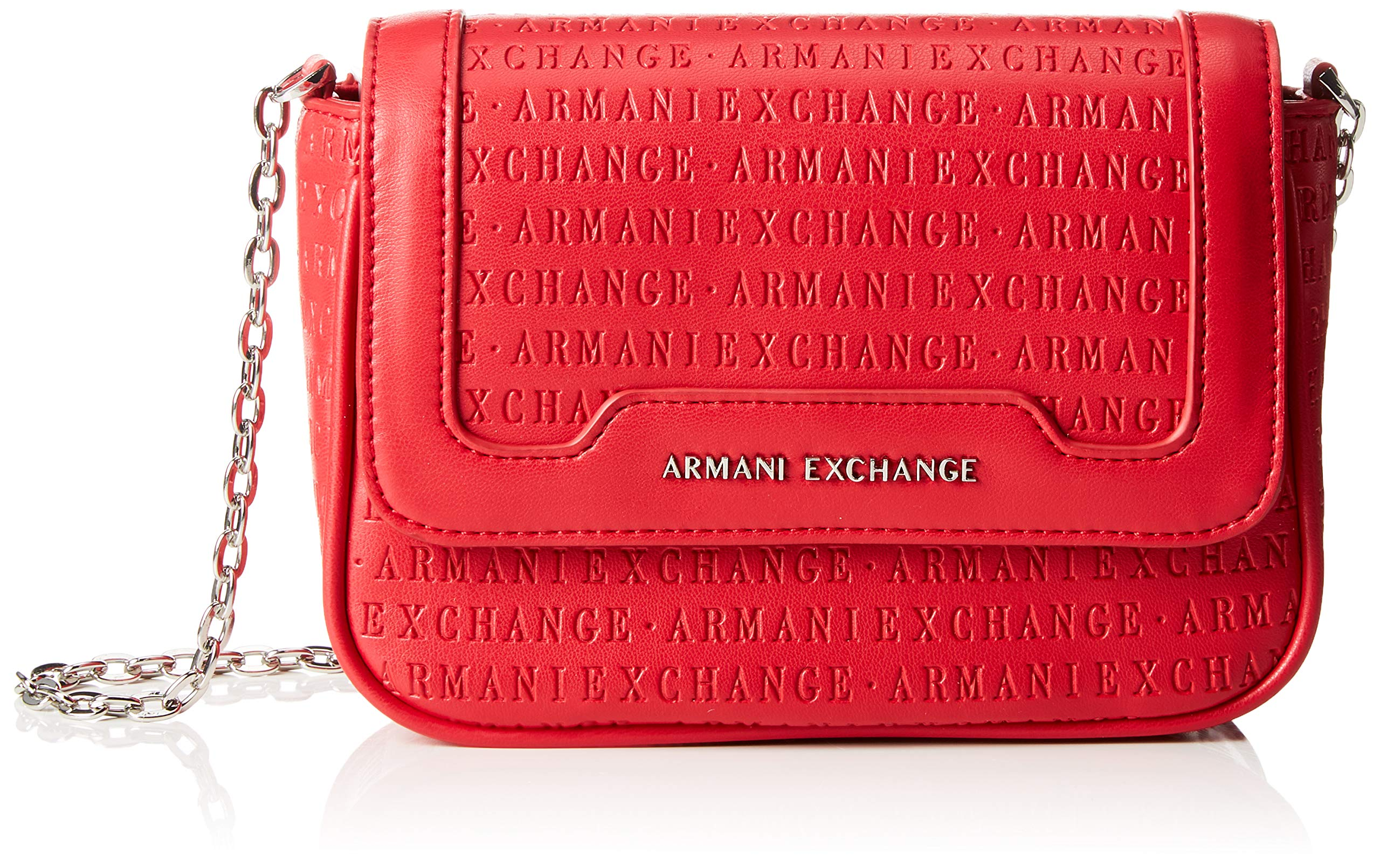 Crossbody ColorfulSacs Exchange Bag Épaule Portés FemmeRougered12x5 5x19 X T Armani Cmb H DW9IHE2Y