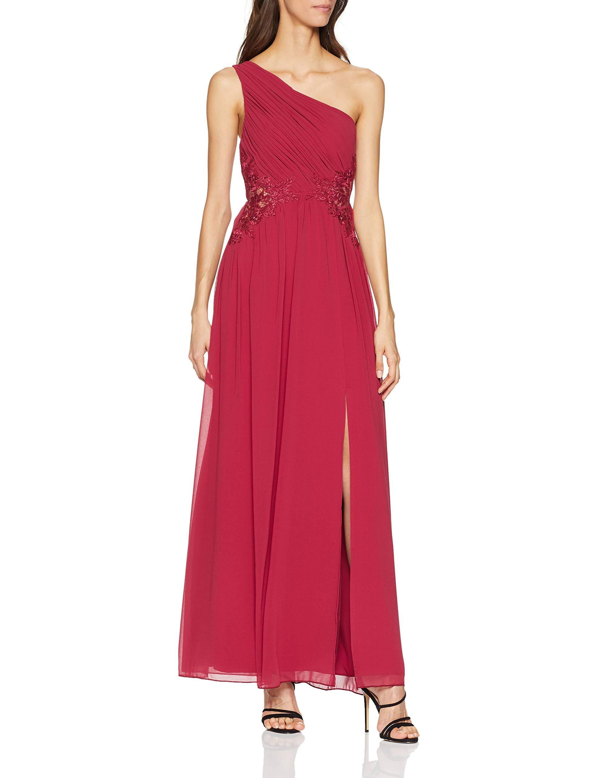 Fabricant10Femme Little Mistress Nadja Red Shoulder With Lace One RobeRougecranberry Maxi Dress 00138taille zMVpLqUGS