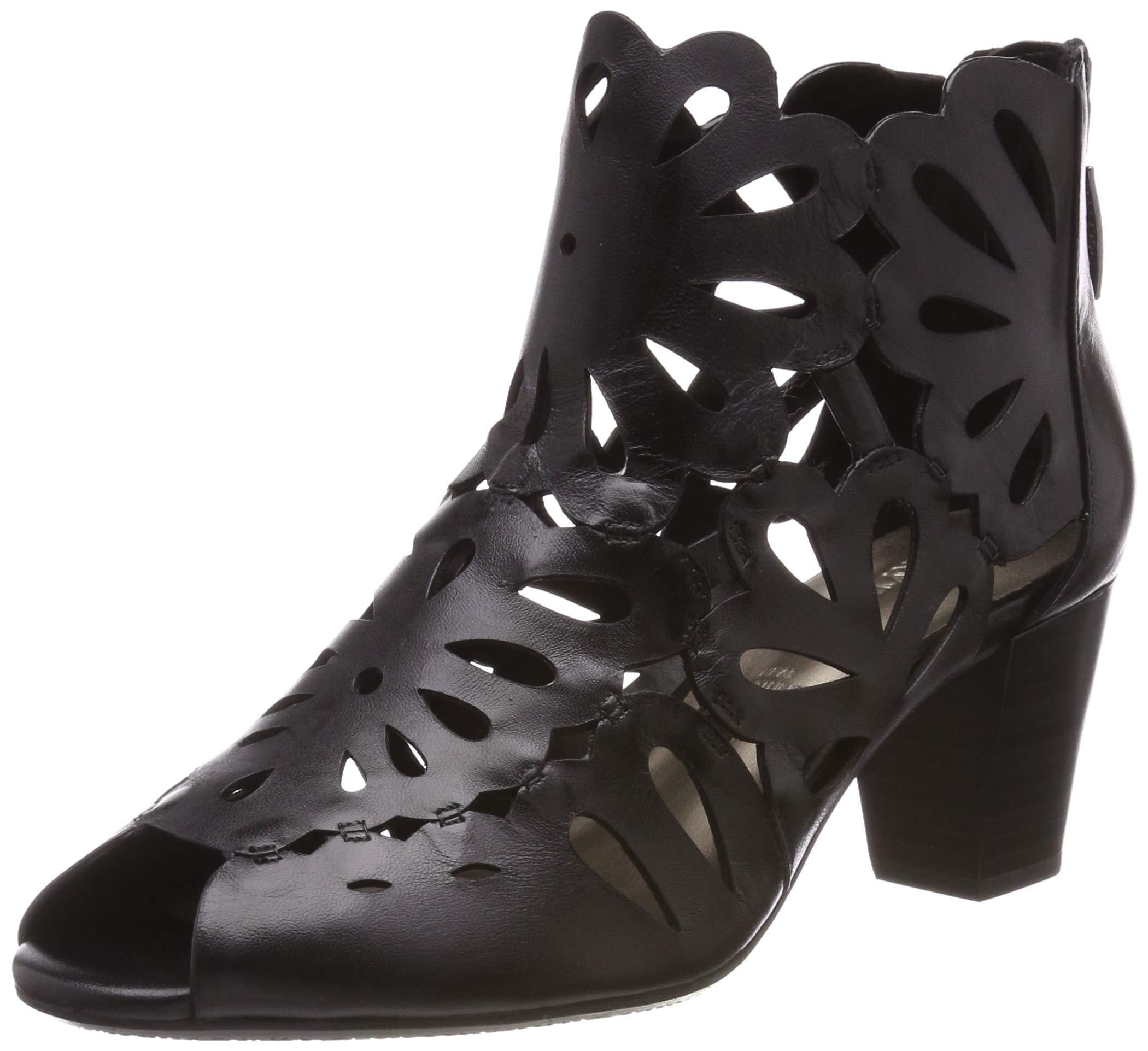 Weber Shoes Eu Gerry FemmeNoirschwarz 17Botines 10039 Lotta FKJlcT1