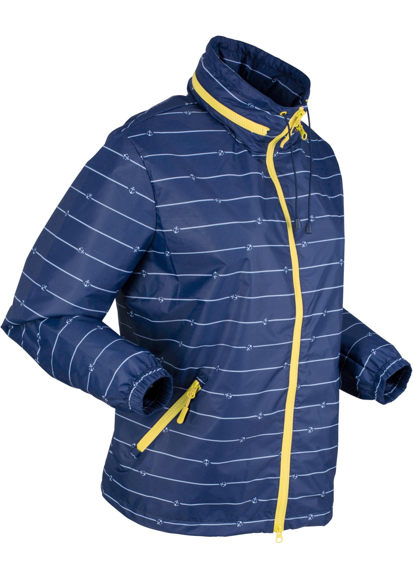 Longues Bleu Bonprix CollectionVeste Pour Bpc Outdoor Femme Manches Fonctionnelle rthdQs