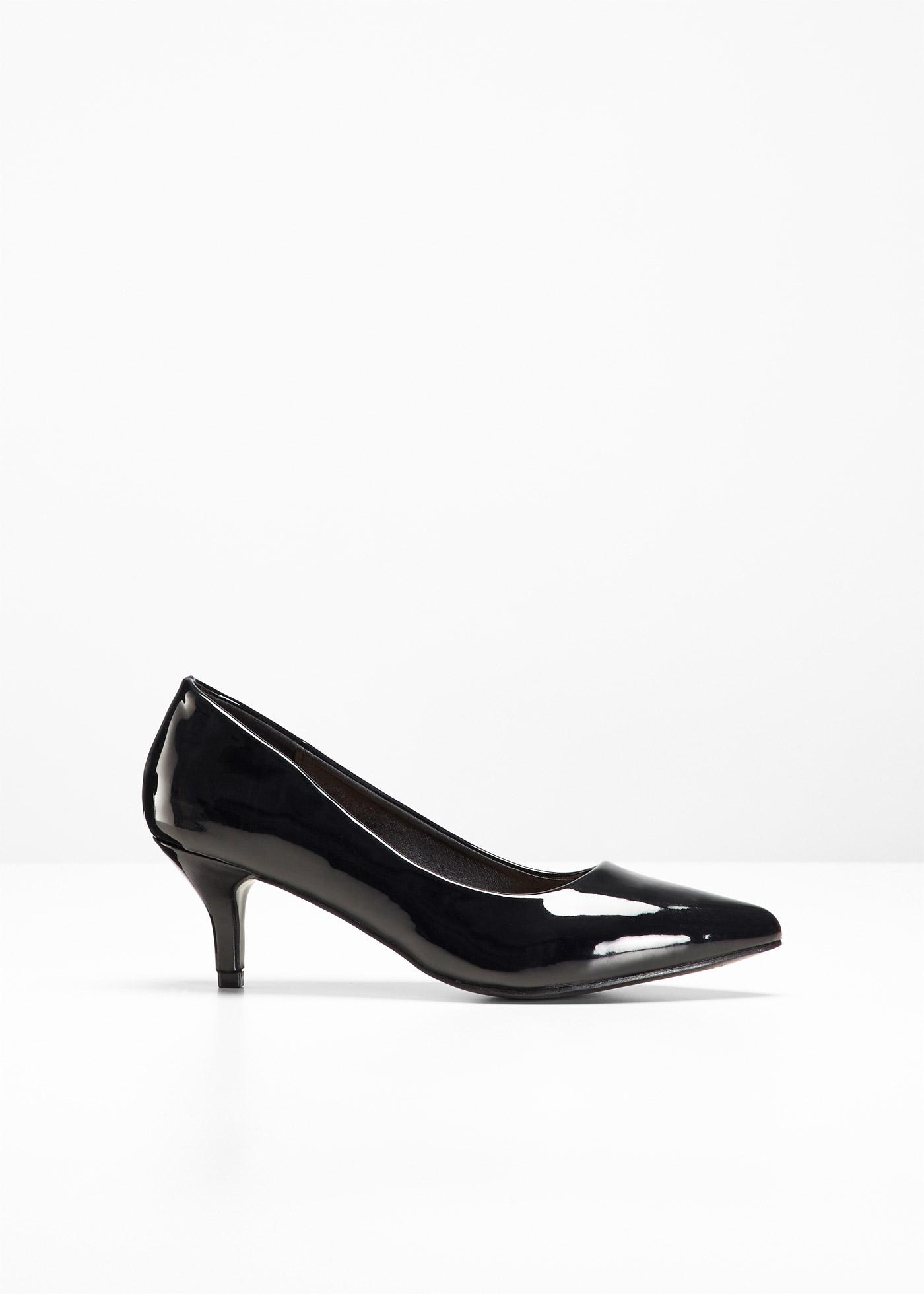 Bpc Noir Pour Femme BonprixEscarpins Selection CsdthQr