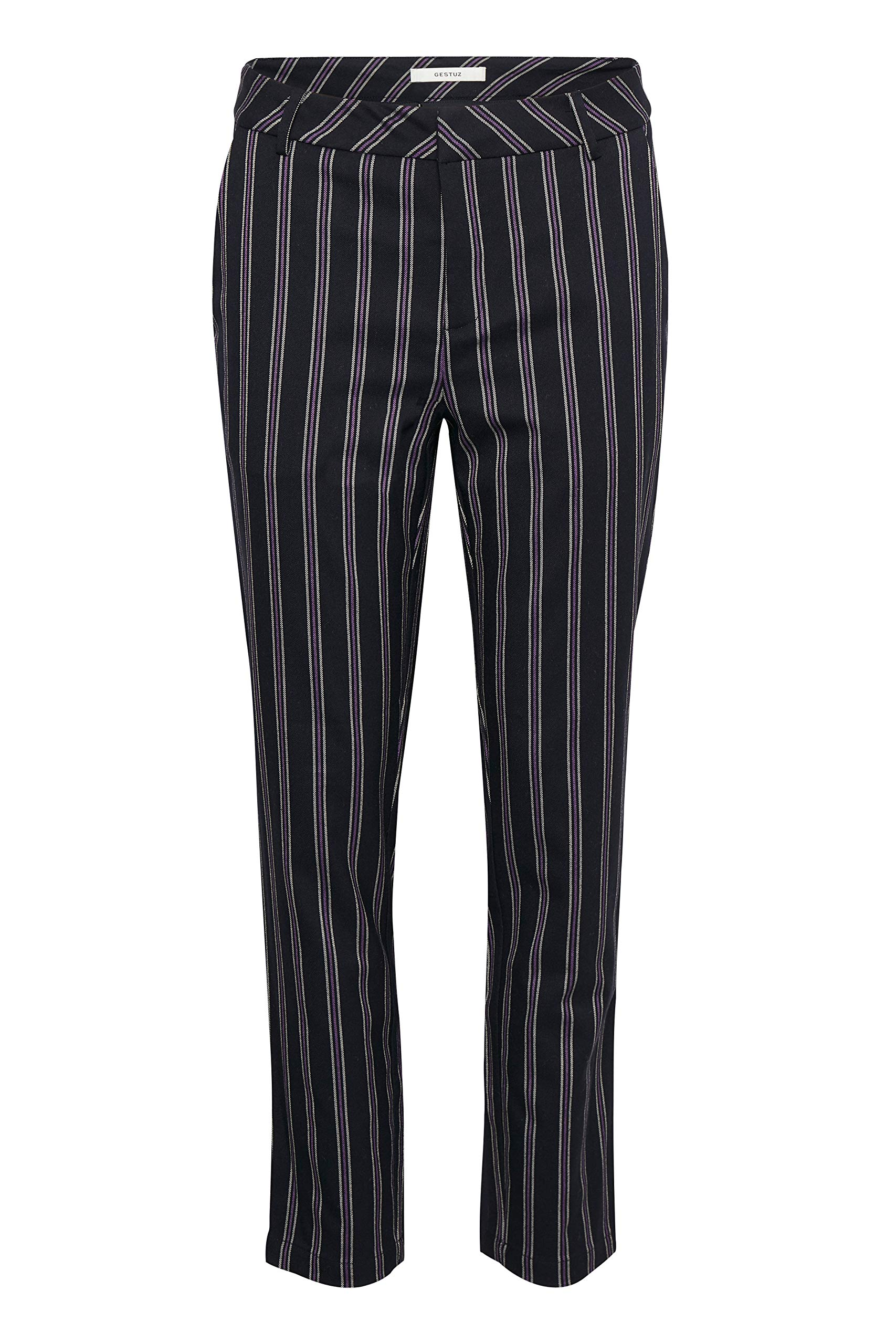 Pants Well Gestuz Fabricant40Femme PantalonNoirdeep 90128W30 Stripe Catta l32taille OZPkuiXT