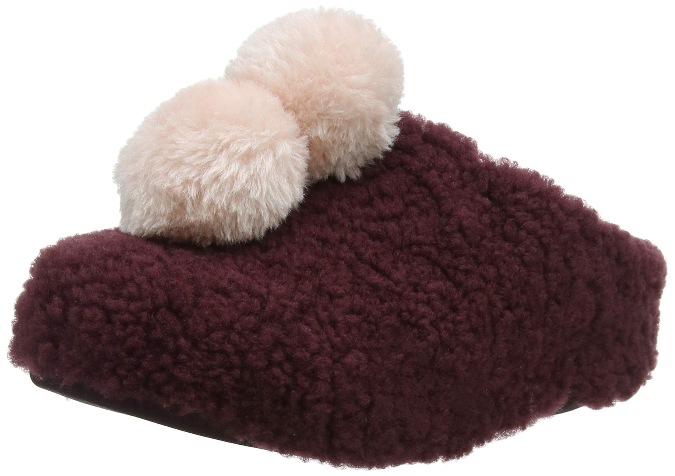 62037 FemmeRougeberry House Fitflop PomsChaussons With Eu PwO8kn0