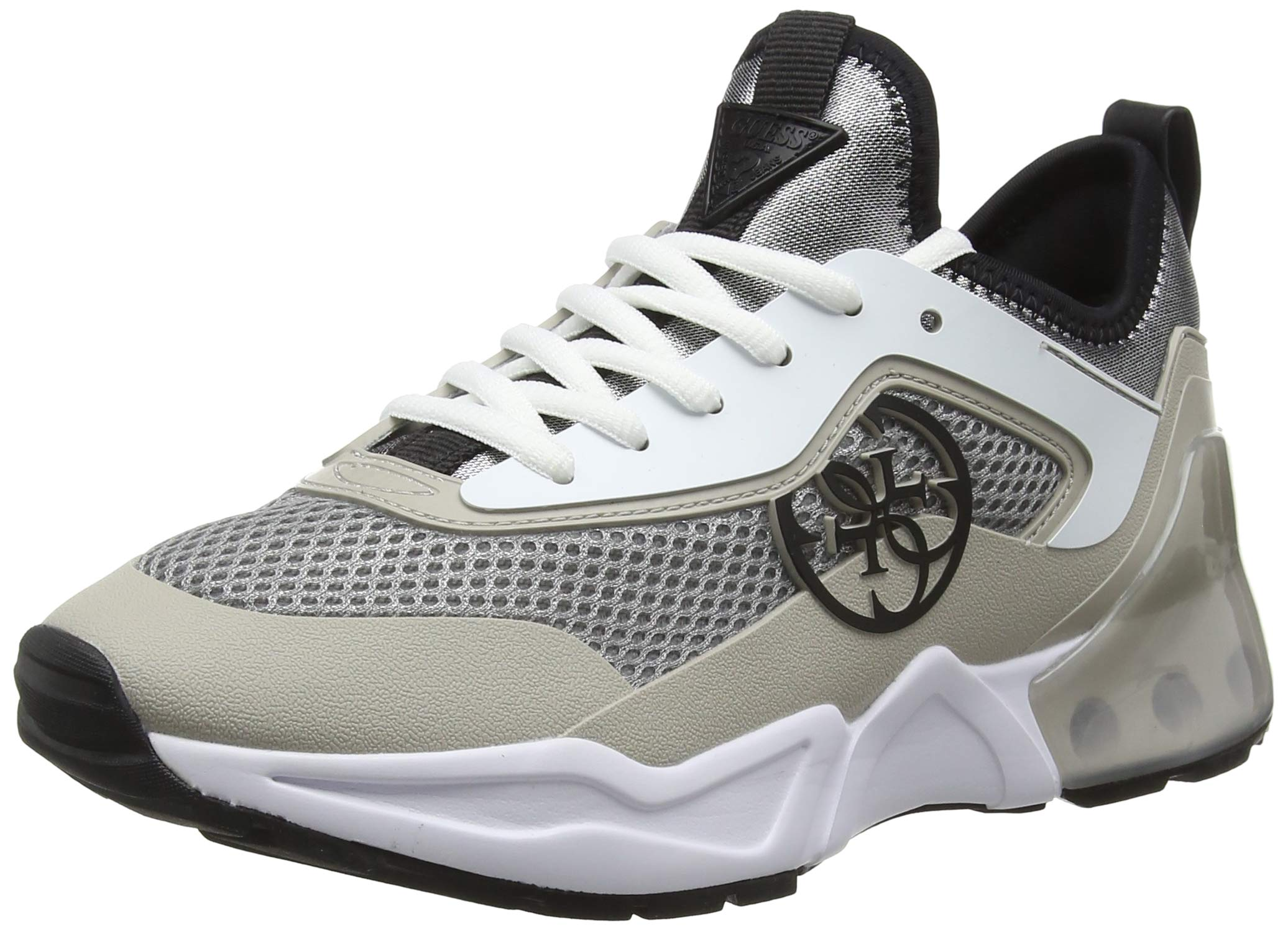 Guess Teckie active Lady Silve38 fabricBaskets Eu FemmeArgenté 7y6vYbfg