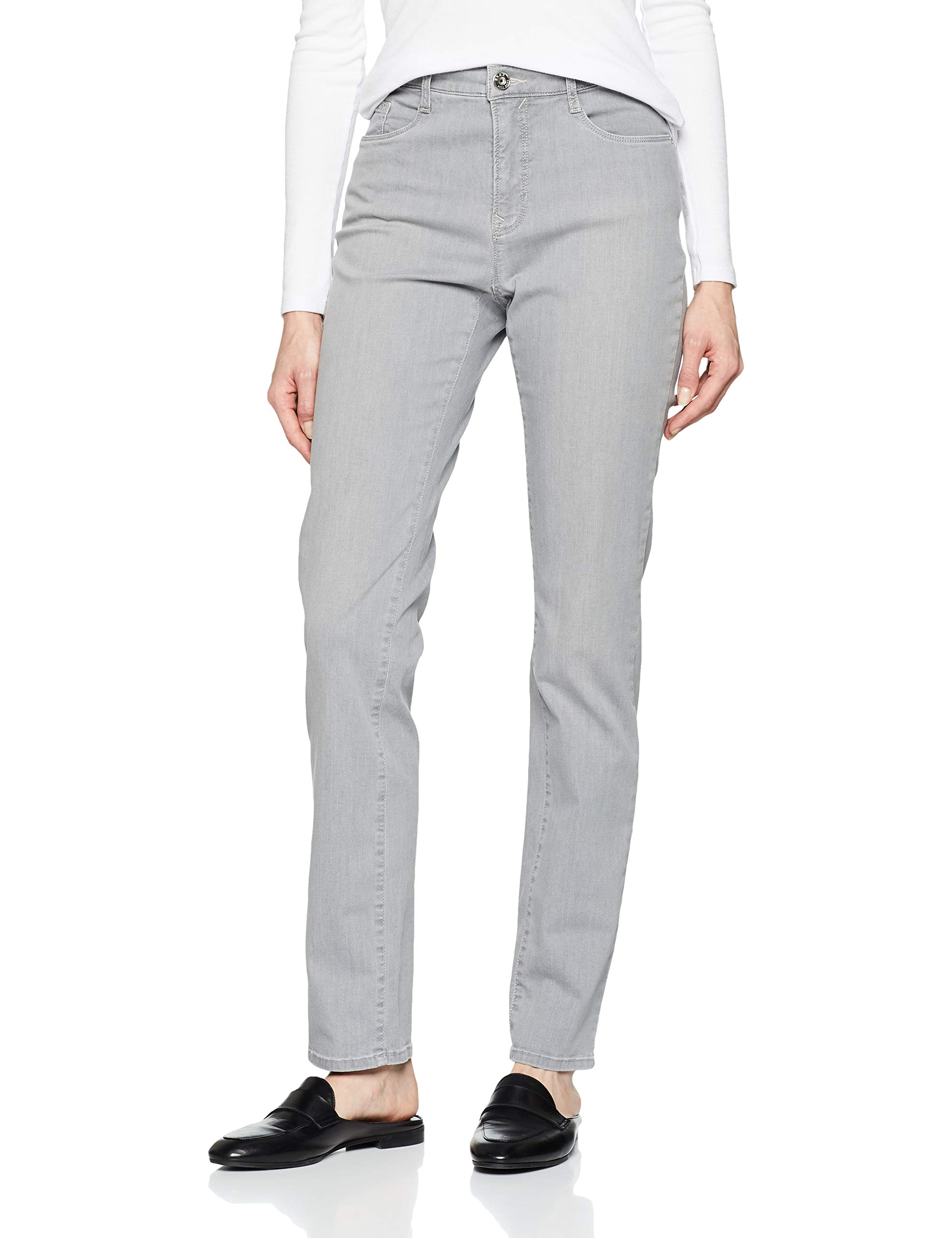 Simply Pocket l34taille Five FitGrisused Mary Jeans Slim Brax Grey 04W34 Brilliant Fabricant44lFemme 7gyIYf6bv