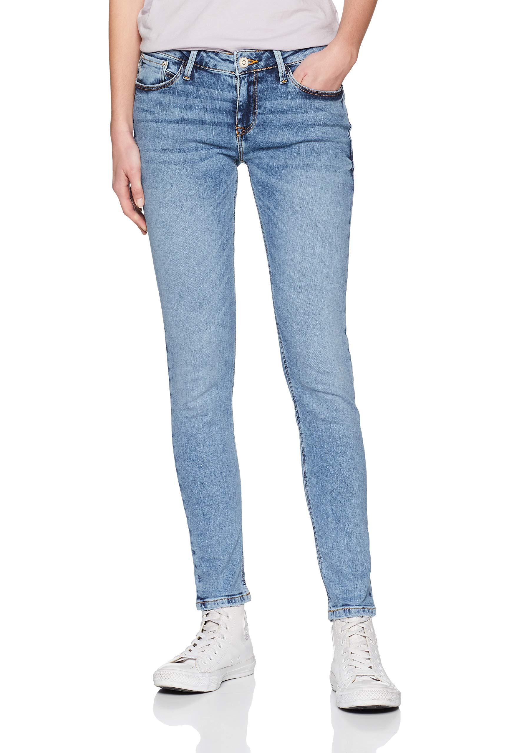 l30taille Cross Jeans Jean 30Femme SkinnyBleulight 208W29 Fabricant29 Mid Adriana Blue 6yYbf7gv