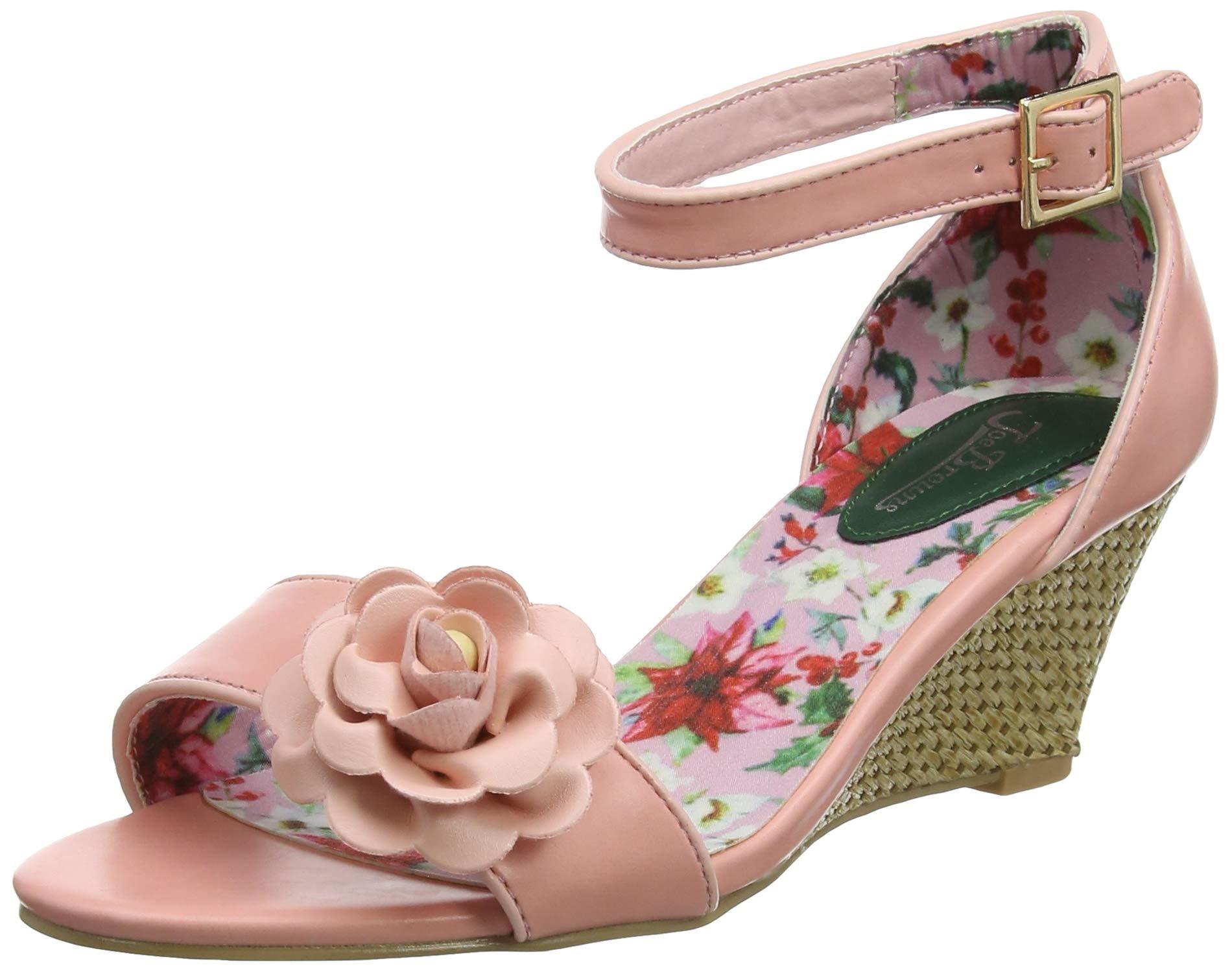Joe FemmeRosepink Bout Browns Garden A In Bloom Ouvert Eu A36 ShoesEscarpins uwXlOPZTik