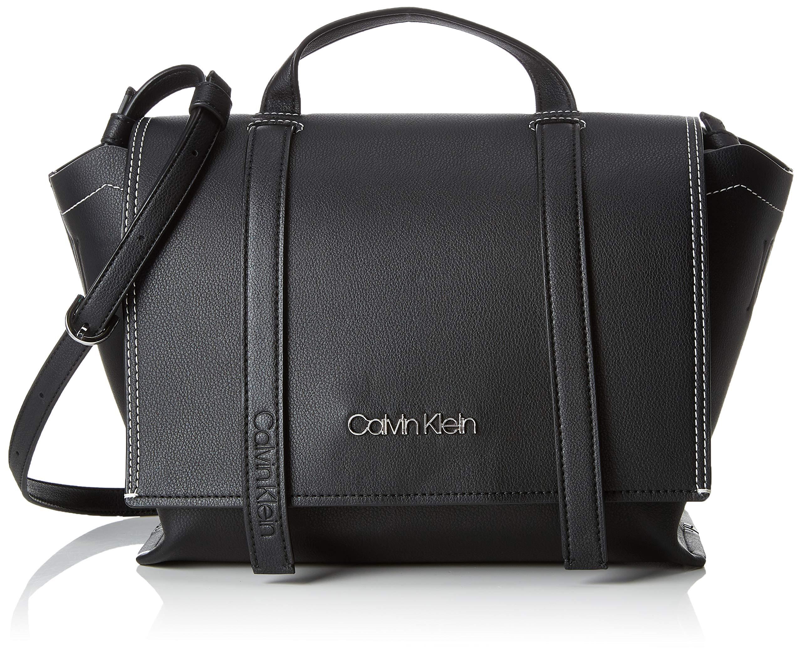H Calvin T X 5x30x41 Klein FemmeNoirblack12 Top Cmb Porté Slide HandleSac Main nXwN8ZP0Ok