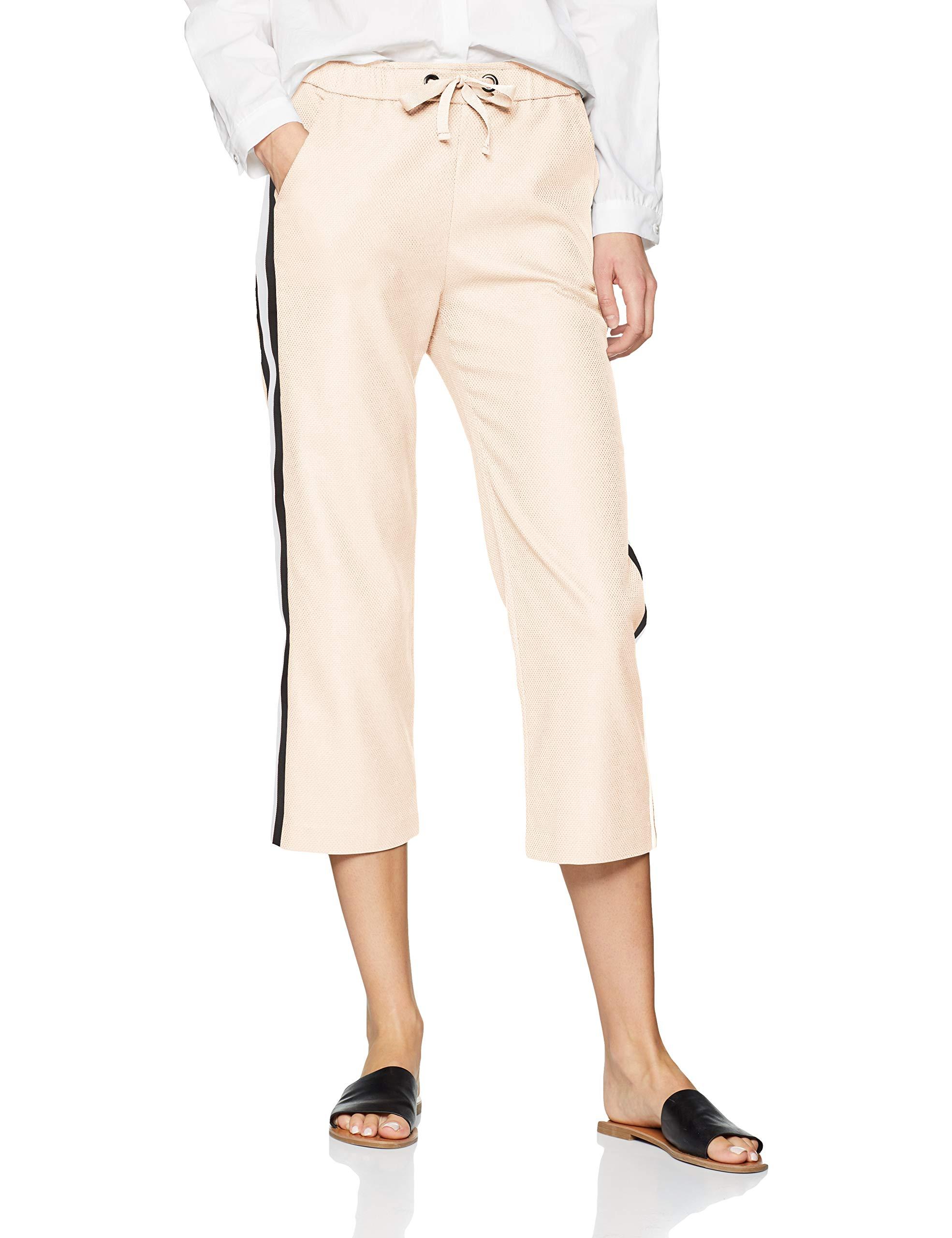 Brûlée PantalonMarroncrème Trousers Fabricant46Femme Sisley 1k9W31taille Rj43L5A