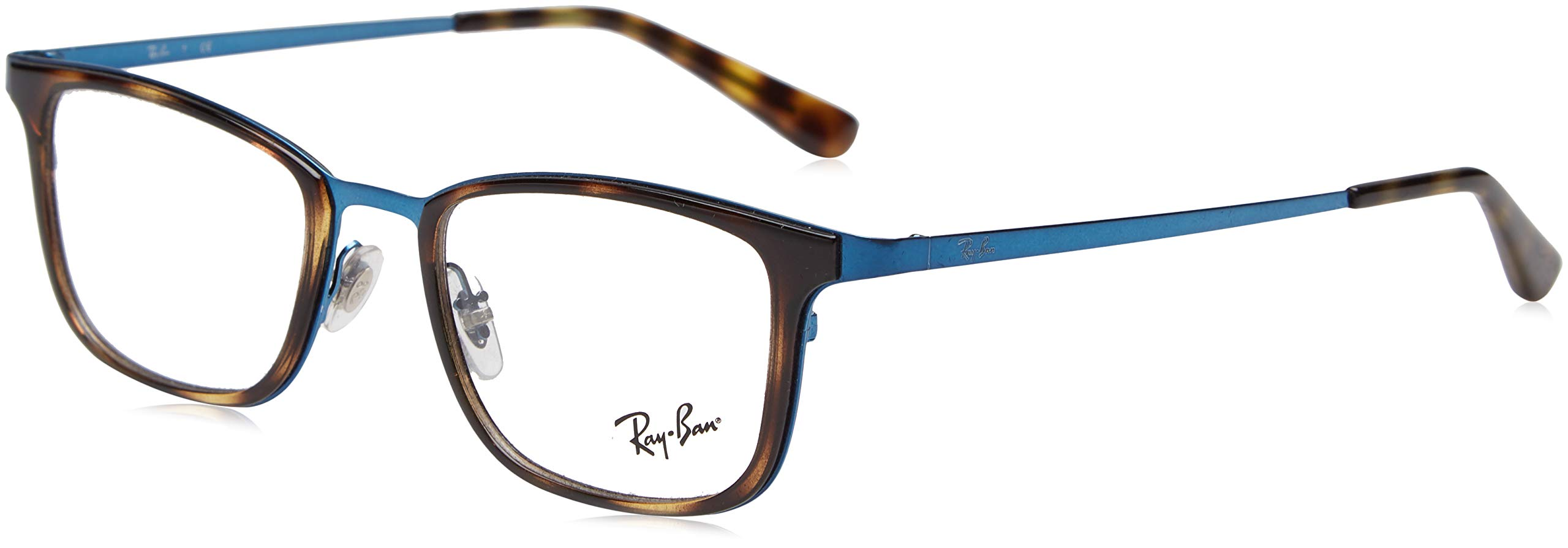 Ray ban 2924 52 SoleilBleubrushed De 6373m BlueHomme Lunettes 0rx rCthdQs