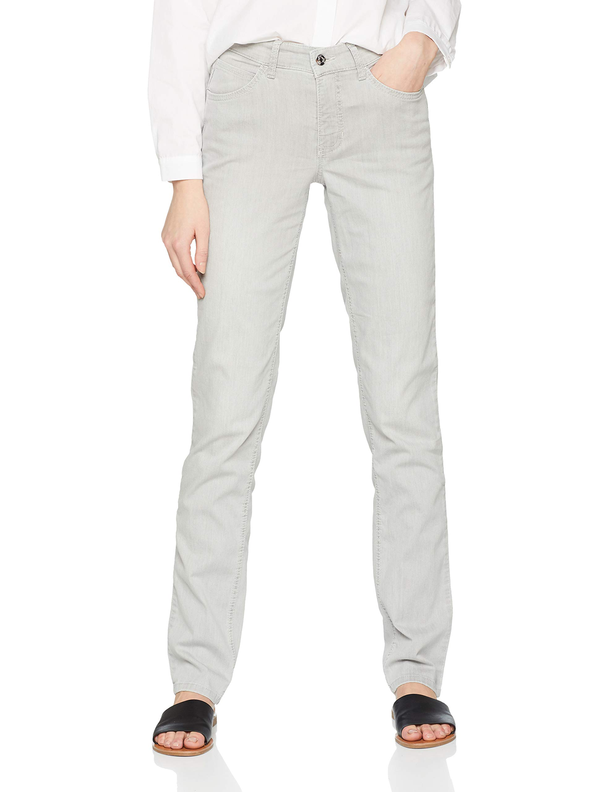 Jeans Jean D314W32 Fabricant42 Grey Tools Melanie l30taille 30Femme DroitGrissilver Wash Mac 9IYWE2HD