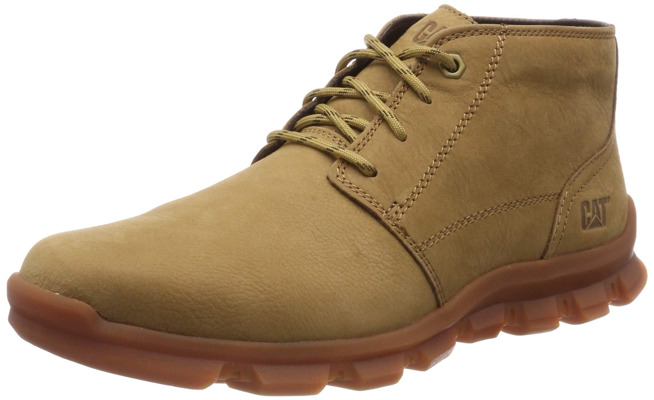 Cat 040 PrepenseBottines Footwear HommeMarronsand Chukka Eu SGLqMUVpz