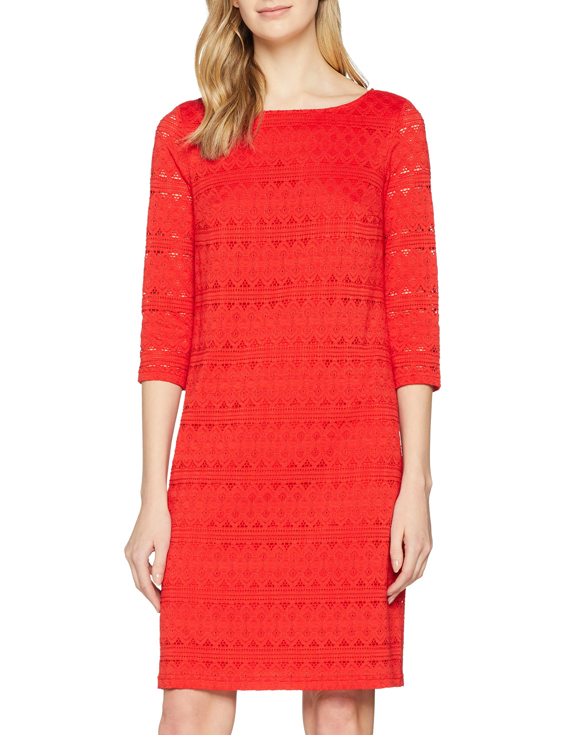 Red 2652 3969 407442taille RobeRougehibiscus Betty Fabricant40Femme Barclay EDIHbeY2W9