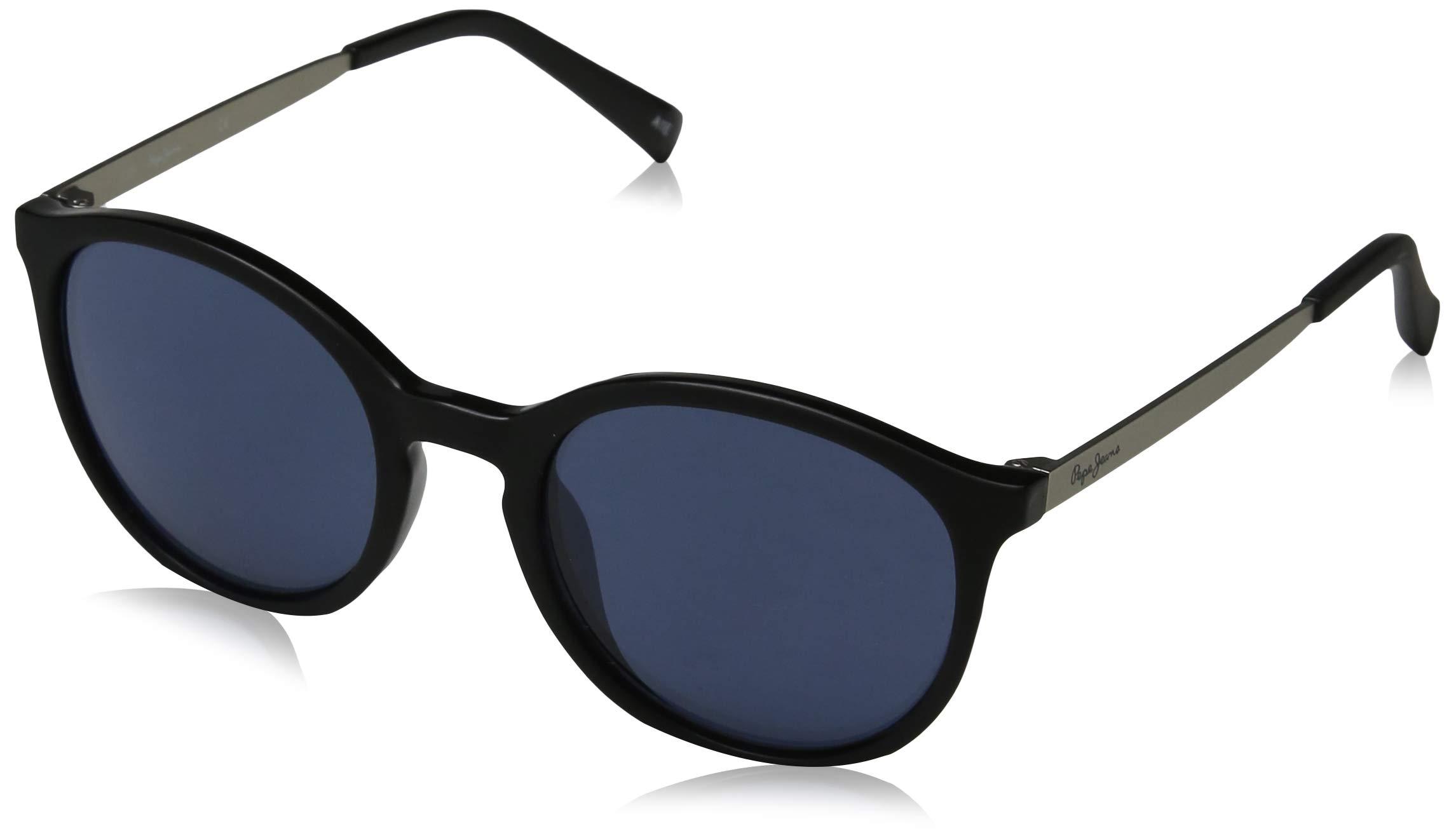 Montures LunettesNoirblack Sunglasses 0 Jeans De Pepe blue49 Garnet Femme 8m0NwvnO