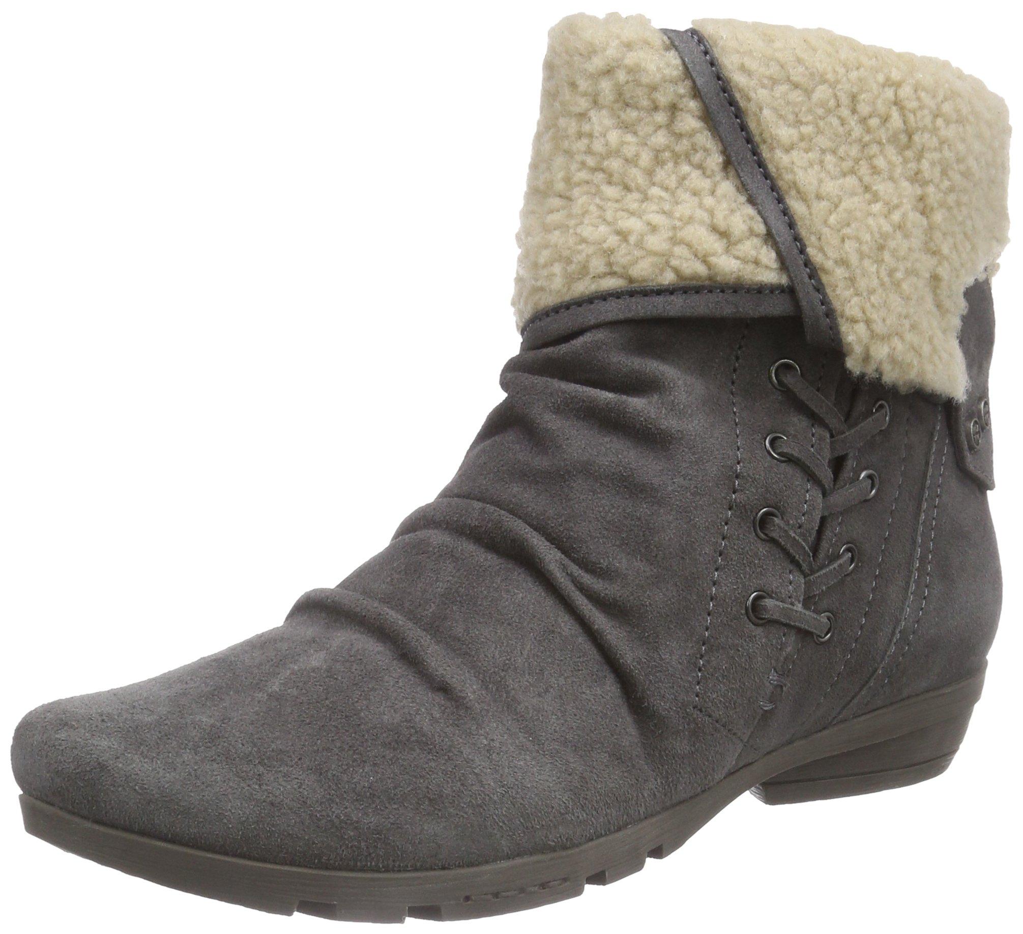 Marc IiBottes Chaude Grauasphalt CourtesDoublure Classics Shoes Eu Zarah FemmesGris 12036 34ARq5jL
