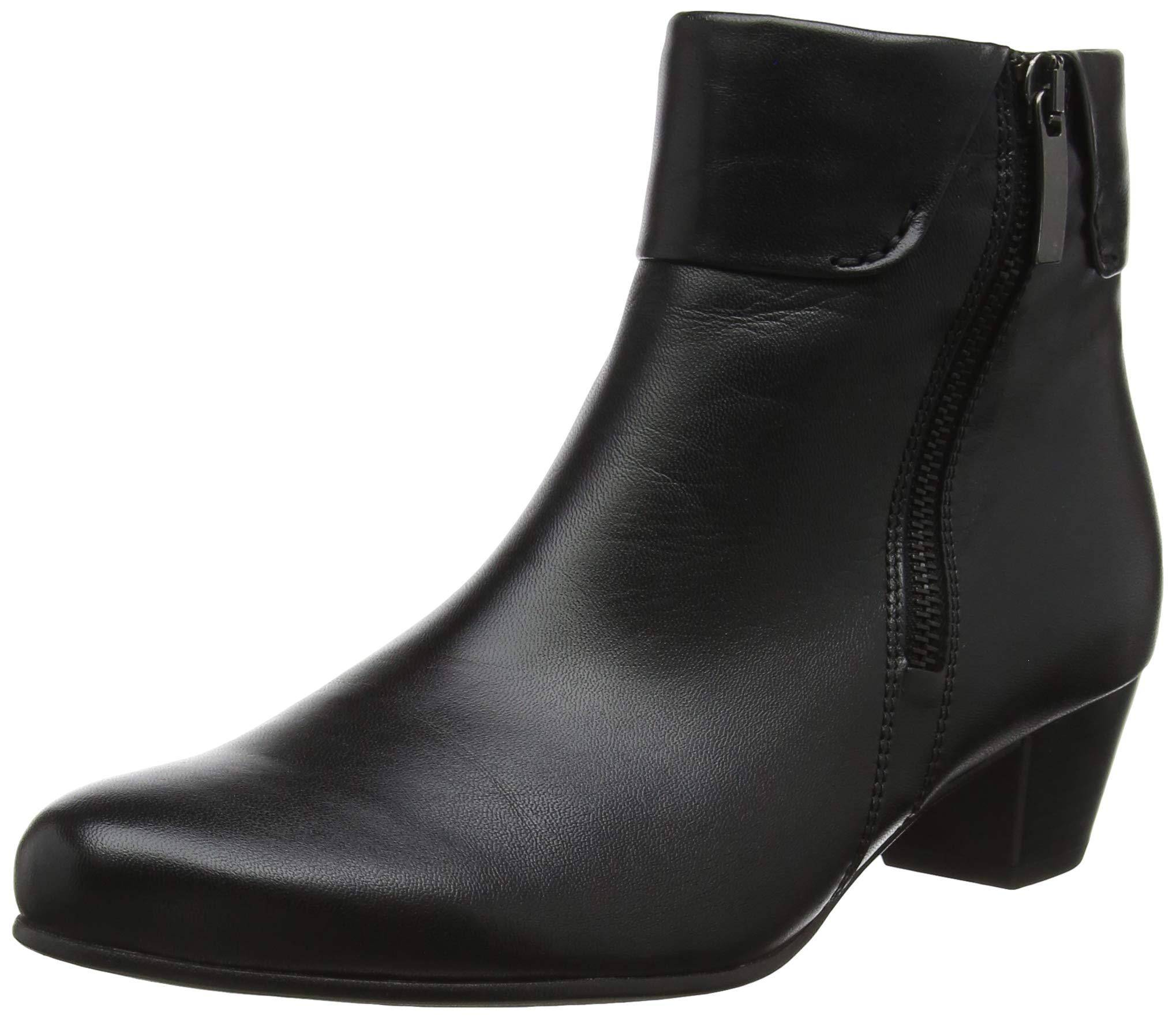 Shoes Comfort Eu Gabor BasicBotines FemmeNoirschwarzmicro5740 EH9IW2YD