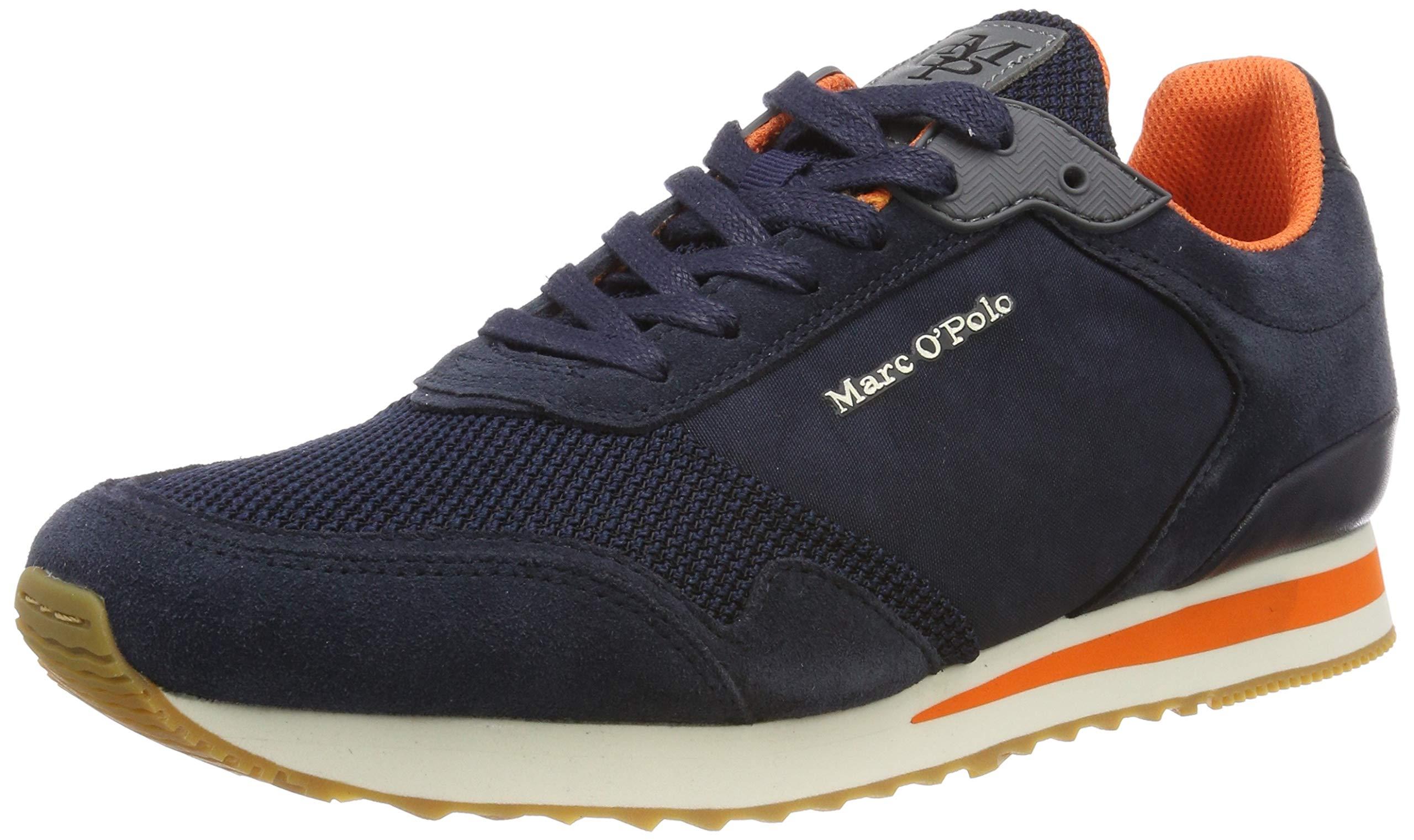 Marc SneakerSneakers Basses HommeBleunavy 89043 O'polo Eu yNO08mvwnP