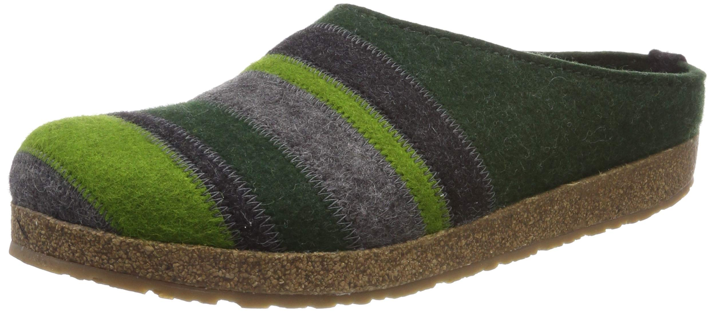 GrizzlyChaussons Haflinger 6345 Eu Mules HommeVerteibe Stripes exrdCBWo