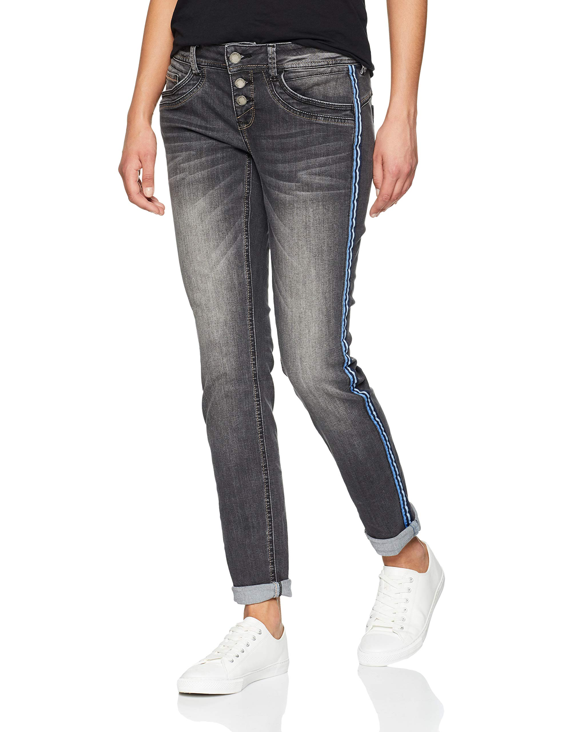 Jean Bleach Crissi One Random 371877 Grey Street l32taille Fabricant34Femme SlimGrisauthentic 11690W44 N8O0PXZwkn