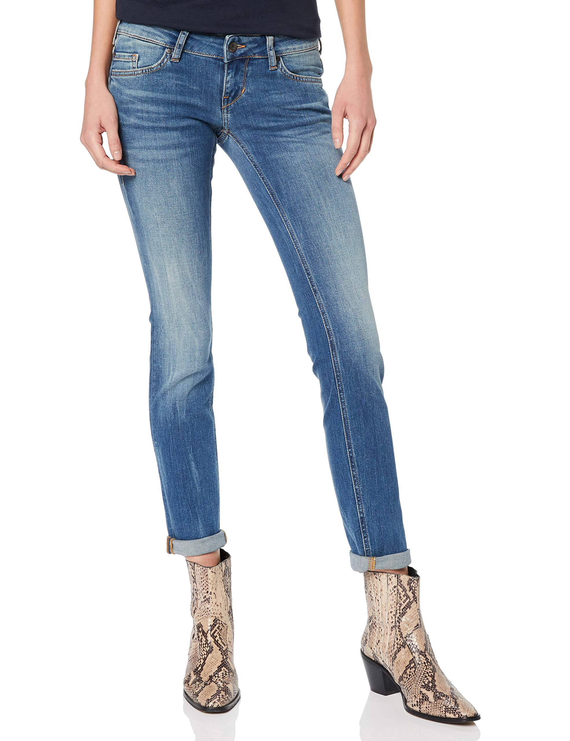 Mustang Gina l32taille 32Femme SkinnyBleumediumW25 Fabricant25 Jean xoWBQCerd