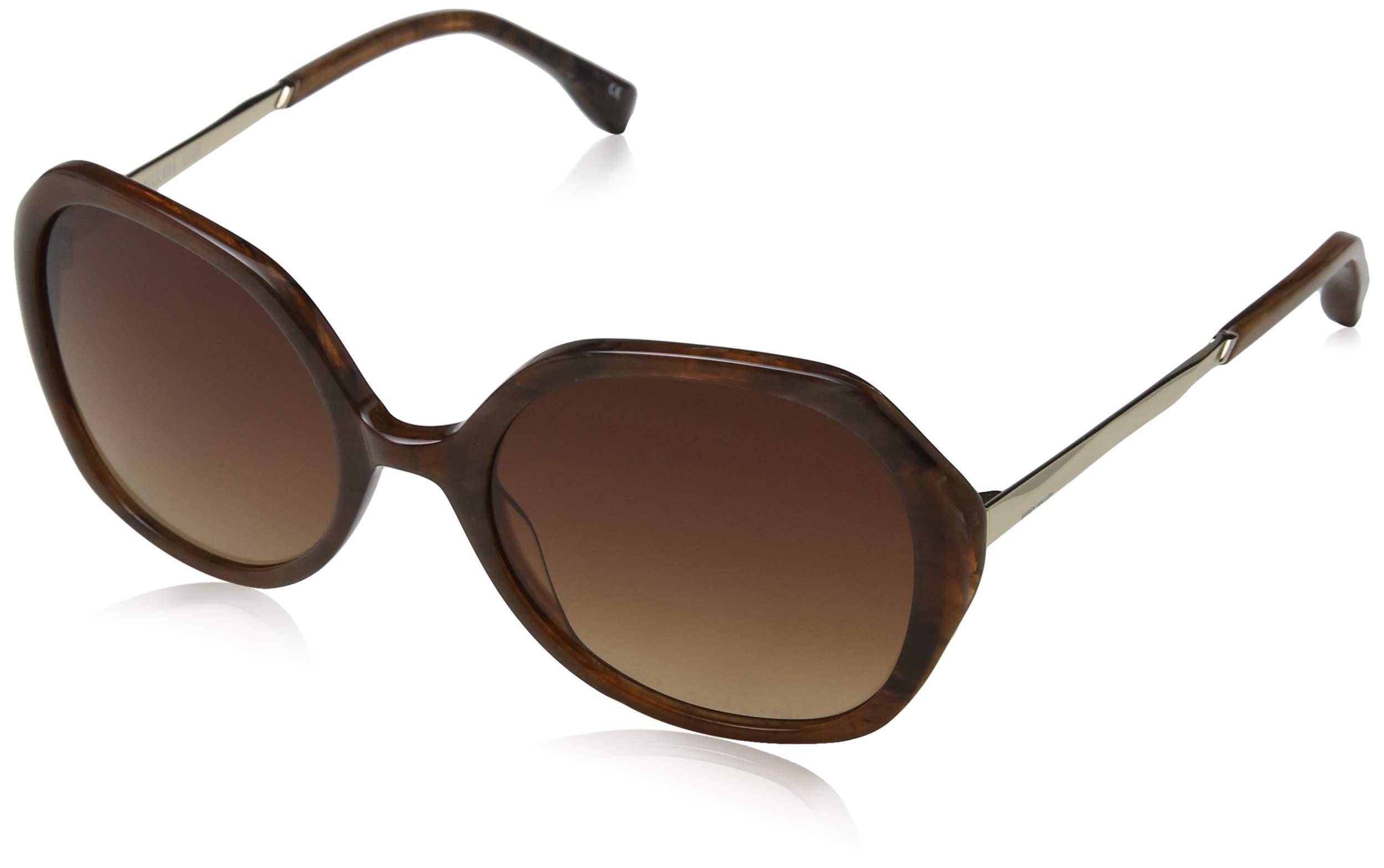 Femme Karen 0 Sunglasses LunettesMarronbrown55 Millen Montures De Luxe 7vYfgby6