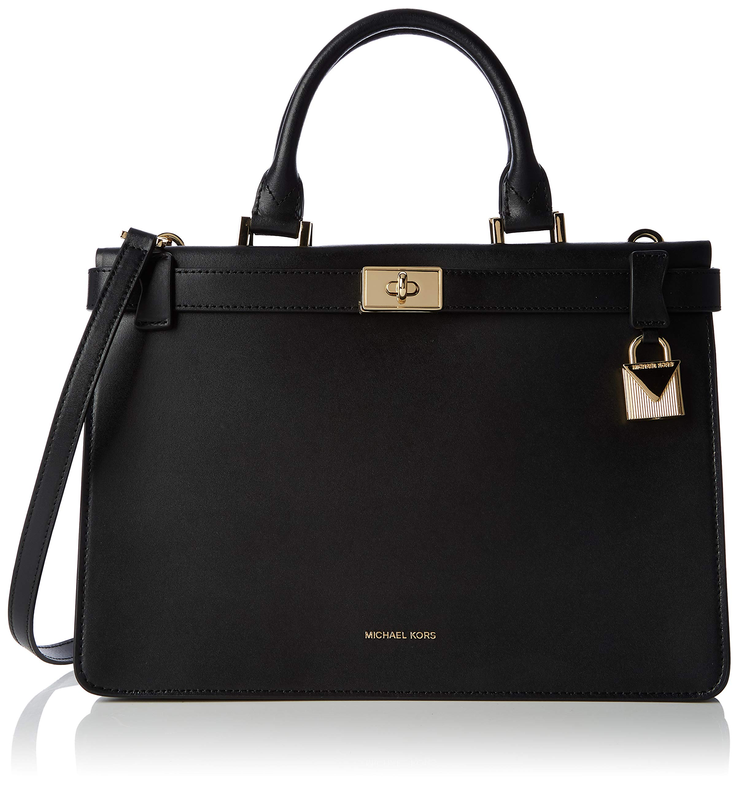 Michael Tatiana FemmeNoirblack11 H 9x32 4 Kors Cmb T SatchelCartables Medium 4x22 X Leather XZukwOPiT
