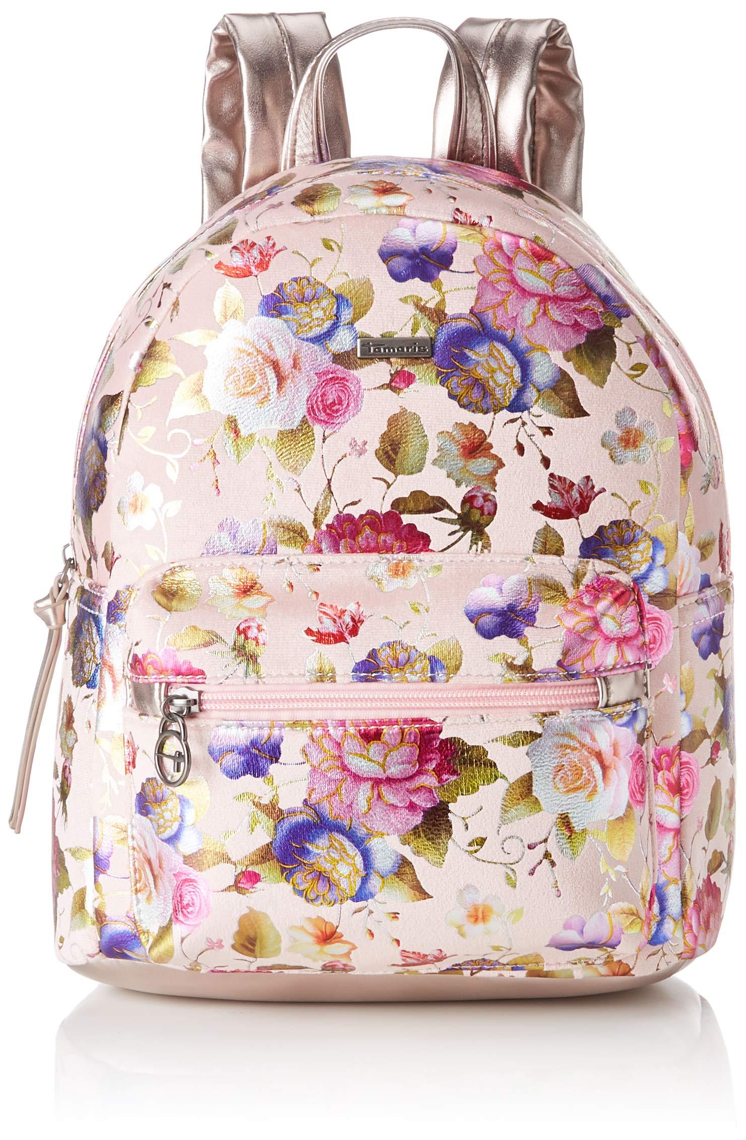 Comb15x28x24 Cmw BackpackSacs Portés FemmeRoserose Volma Dos X Tamaris L H nO0wPk8