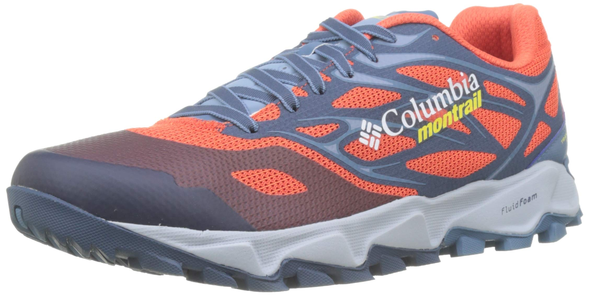 De RunningTrans k Yellow Alps 40Rougered Trail QuartzAcid F Chaussures tIiTaille Columbia Homme m0wvN8n