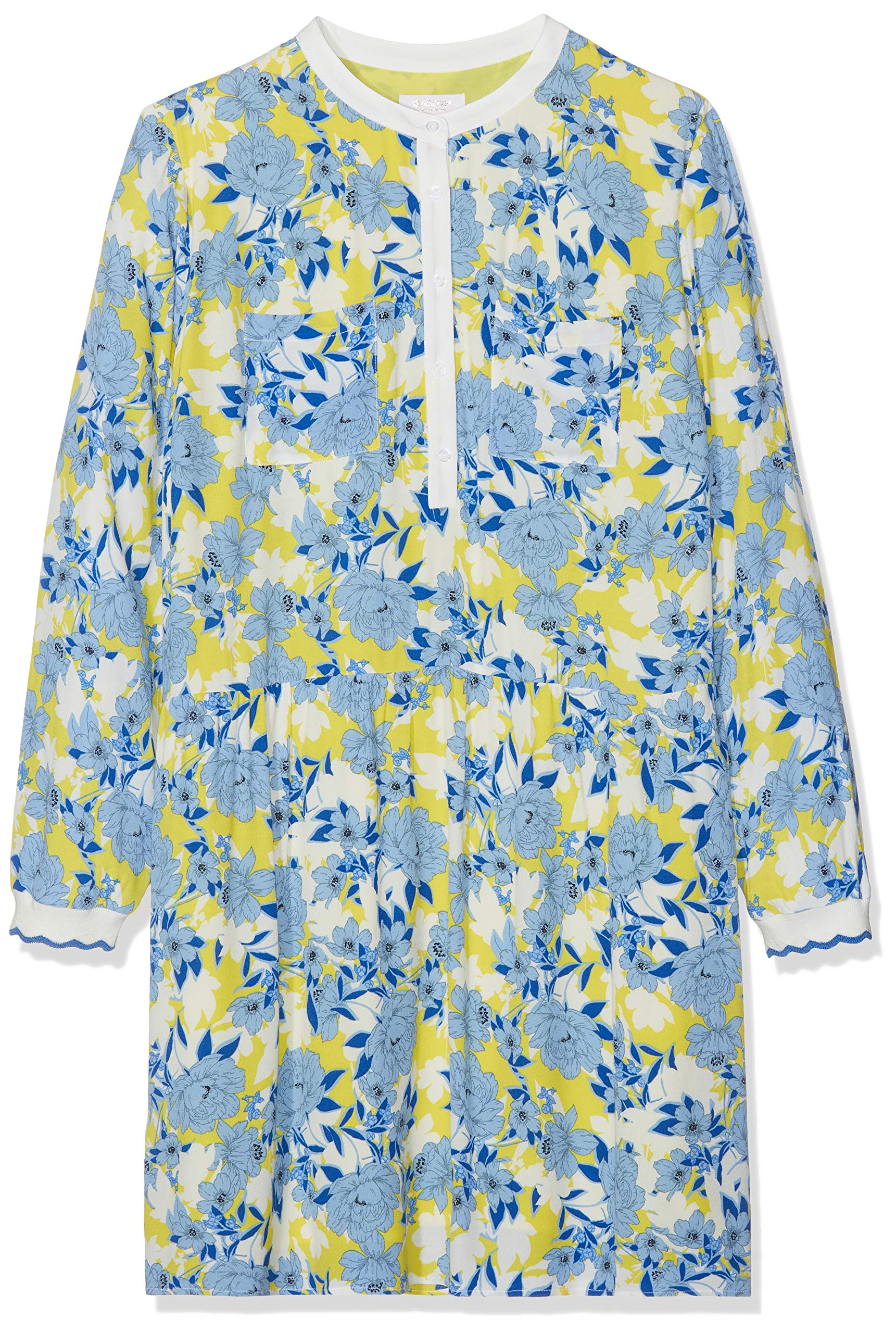 RobeJaunelemon Dress amp;royal Rich Print Fabricant36Femme With 31338taille OZPXuTkwi