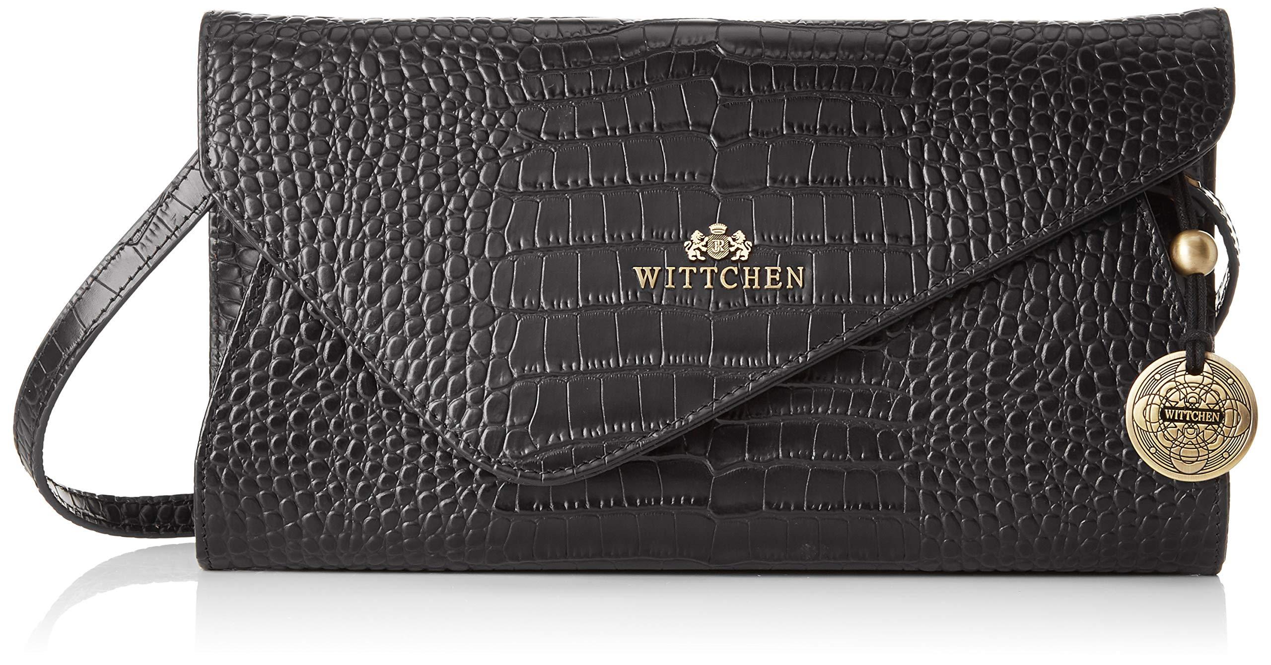 Klein WittchenPochette Pour Pour Noir Femme WittchenPochette qjLc354RSA