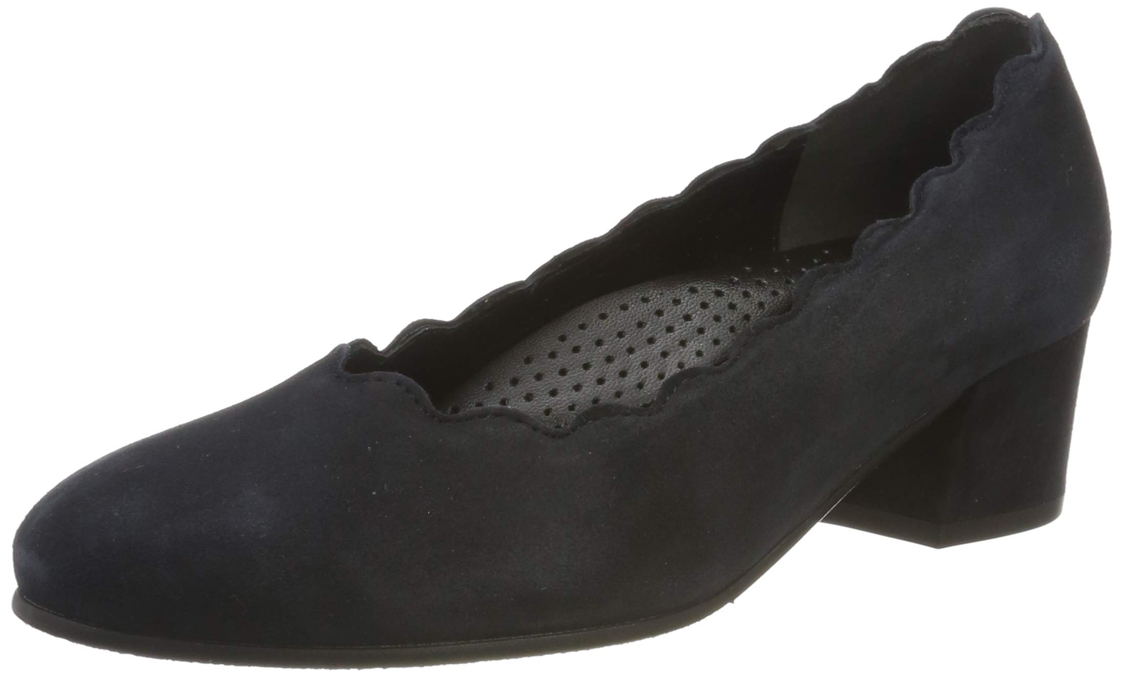 Comfort FashionEscarpins FemmeBleupazifika Gabor Shoes obl2635 Eu ymn0wvN8O