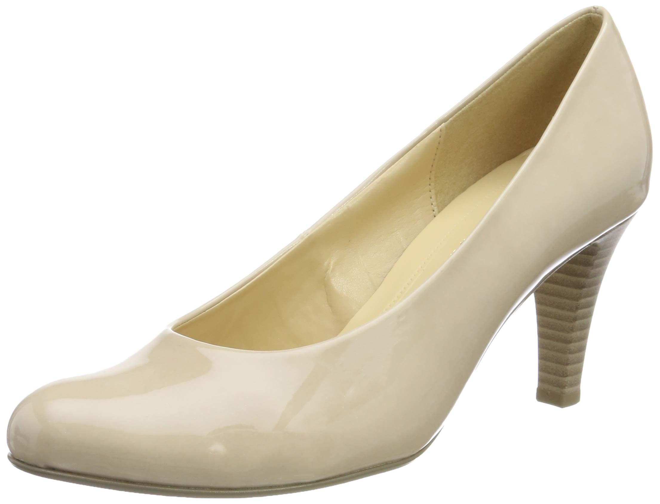 FemmeBeigesand Shoes 7242 Gabor 5 BasicEscarpins Eu N80vnmw