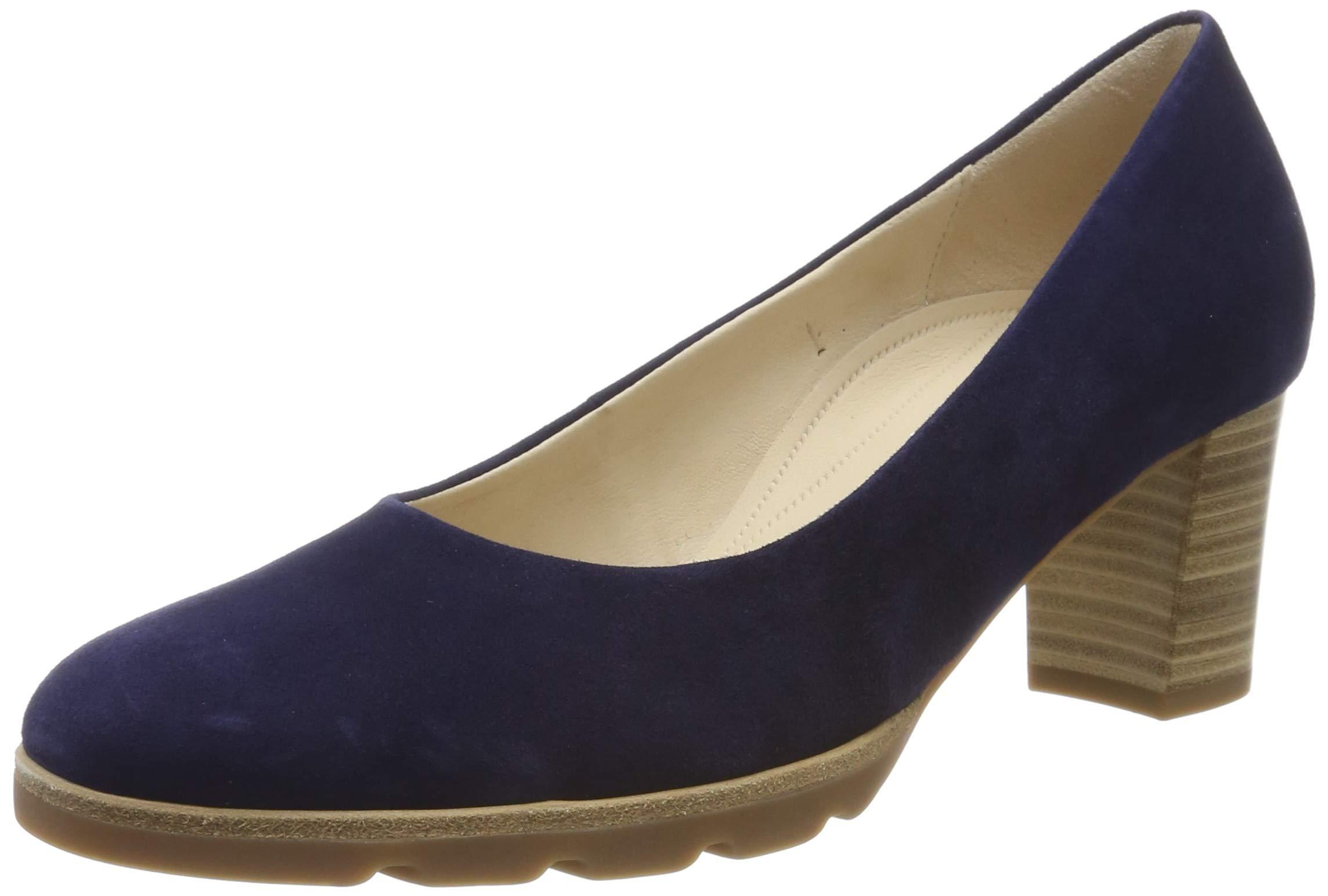 FashionEscarpins 5 Gabor Eu Shoes FemmeBleubluette 3635 Comfort 8wOkn0XP