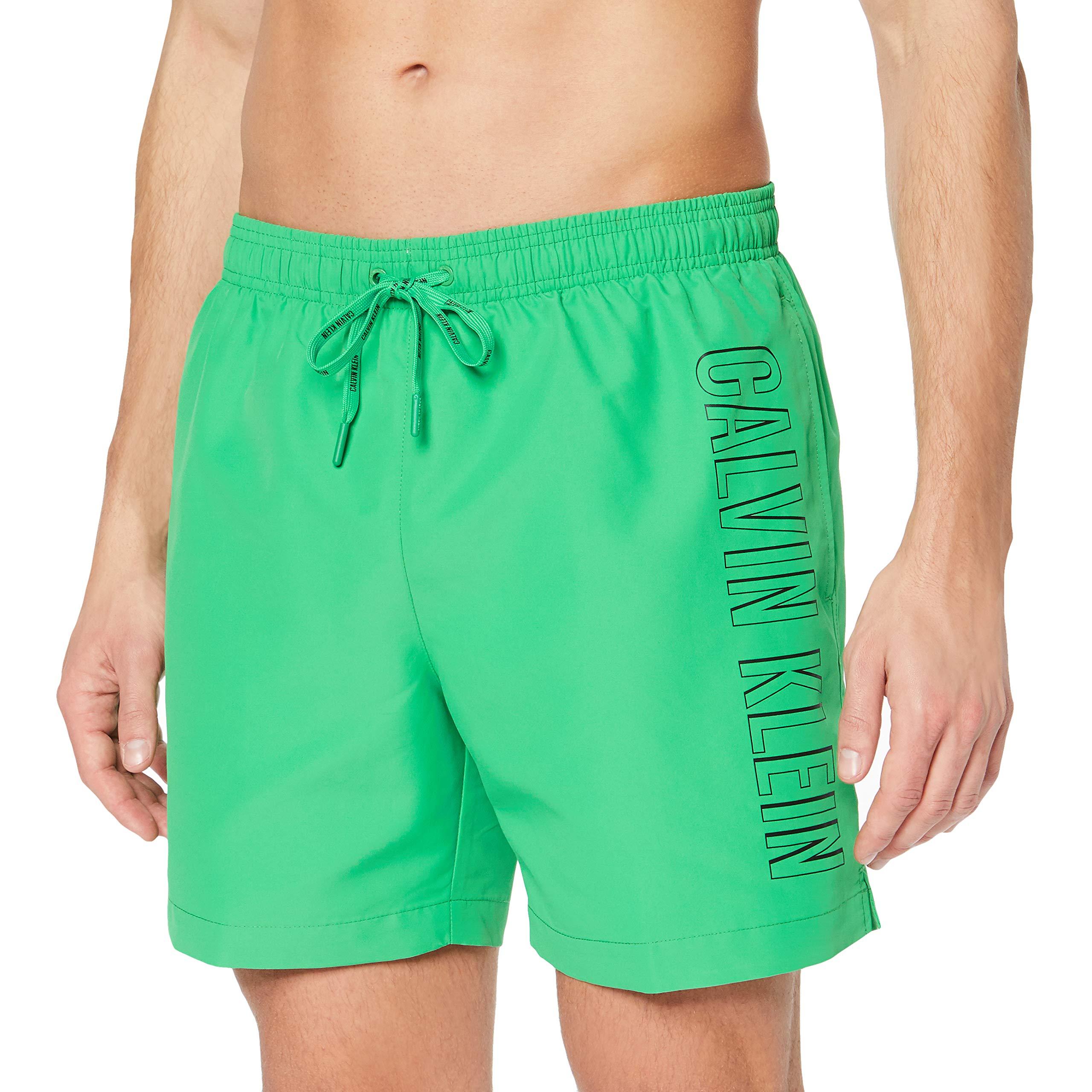 BainVertbright Drawstring Calvin Short 321L Medium Green Homme Klein De rdoCexB