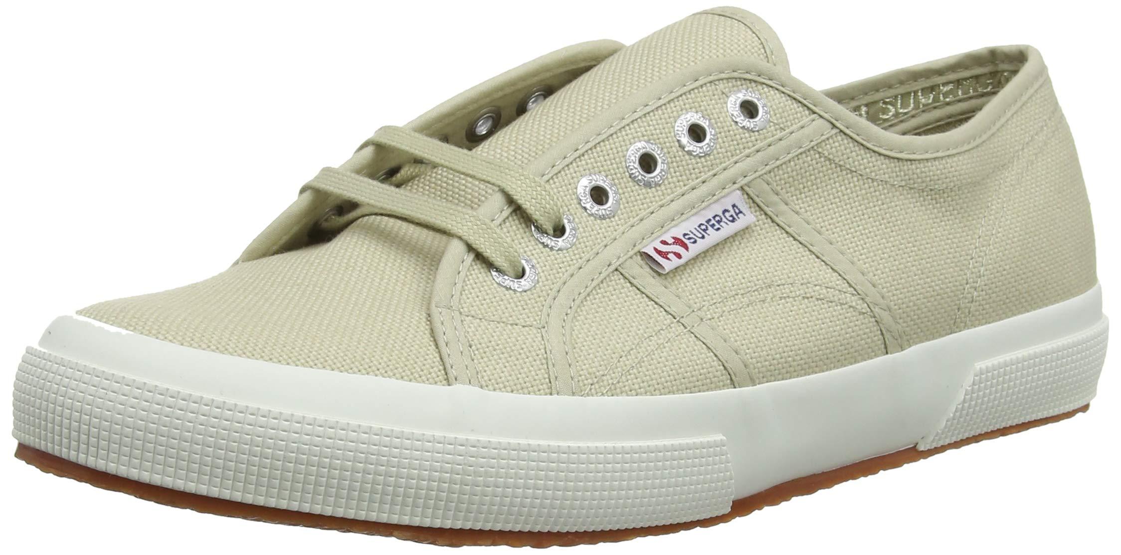Superga Basses Cotu Eu 2750 Browntaupe47 ClassicSneakers HommeMarron K3lFcT1J