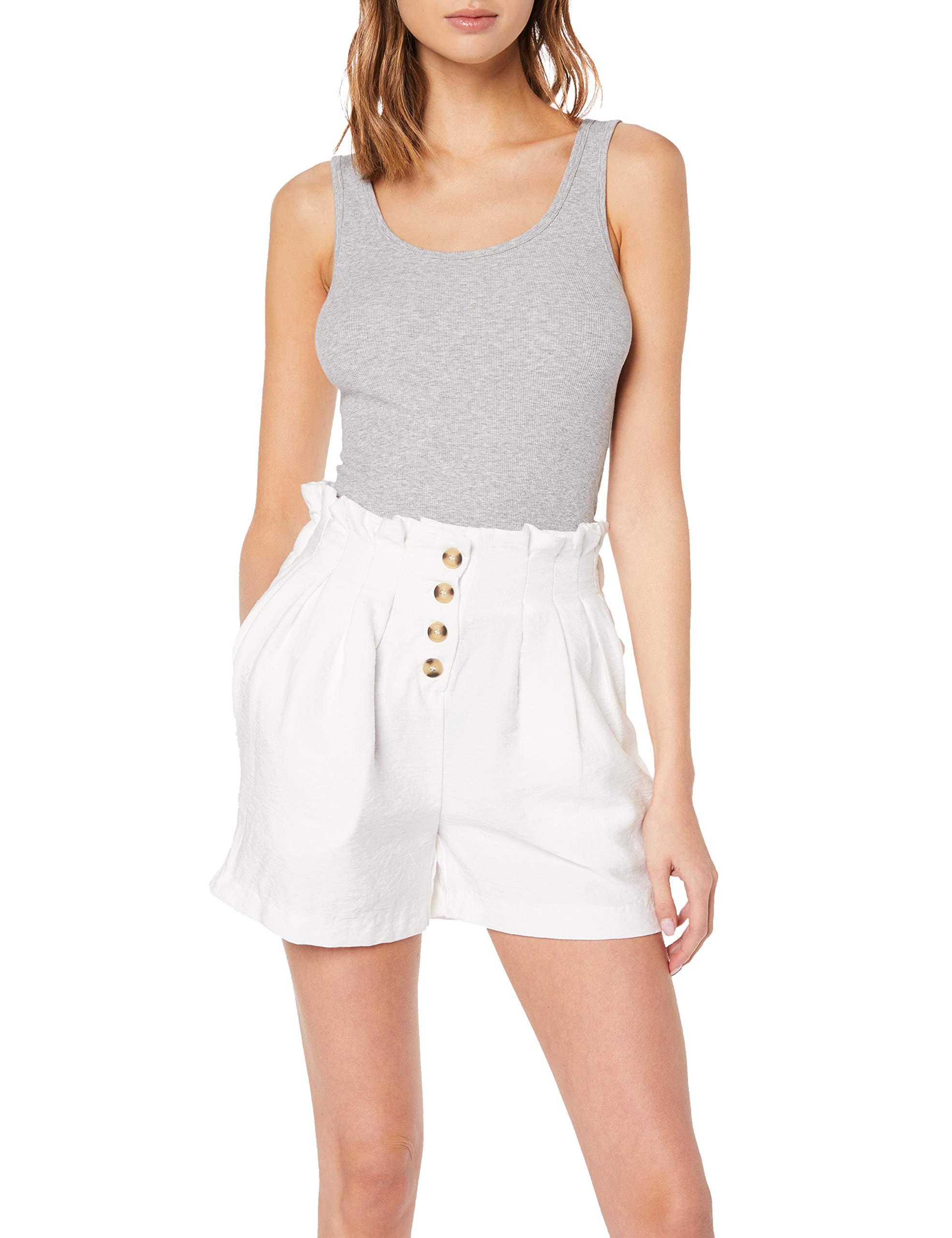 Sparkz Taila WhiteSmalltaille FemmeEcruoff FabricantSmall ShortsShort Ow0knP