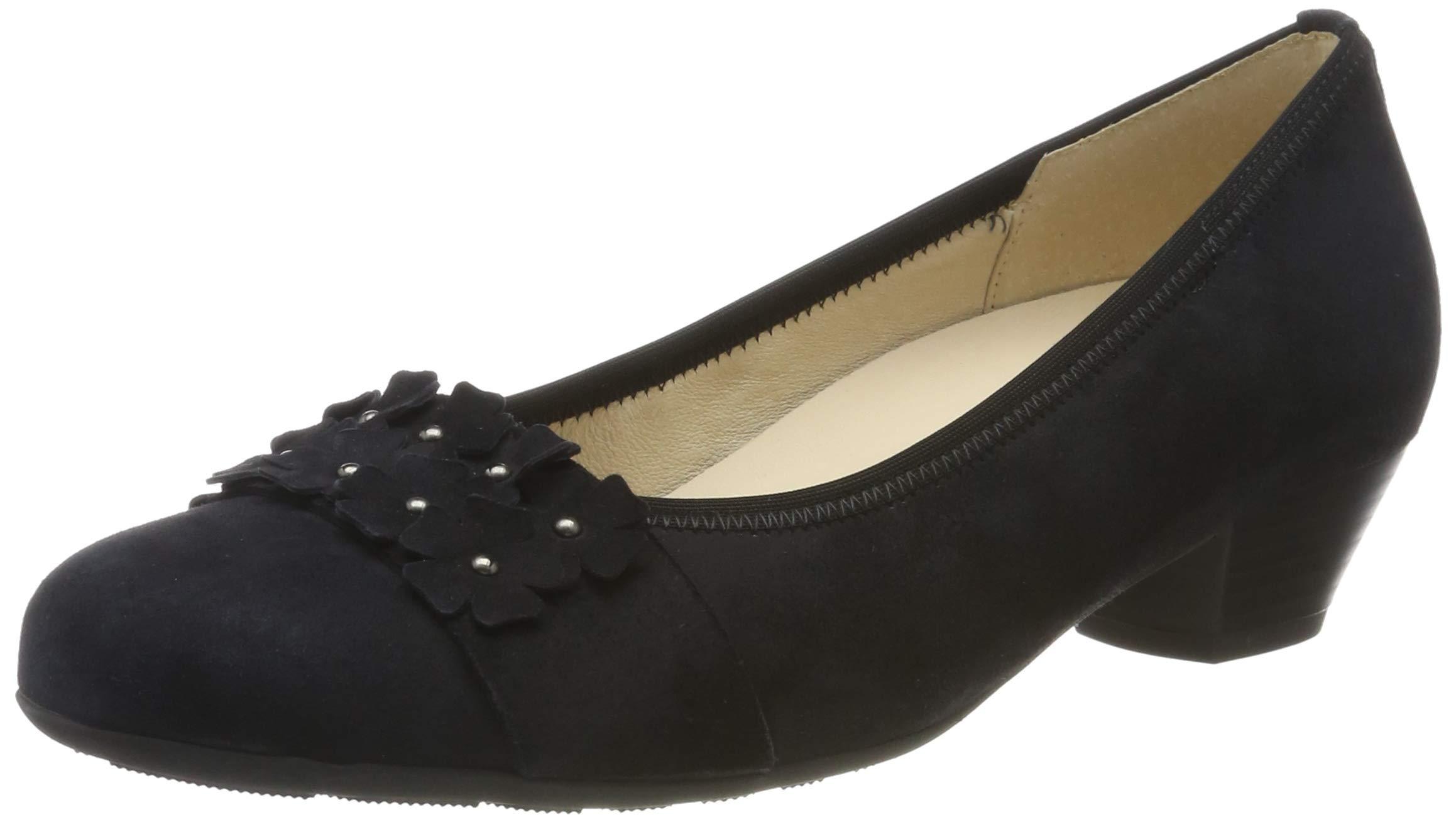 Shoes BasicEscarpins Eu Comfort Gabor 2638 5 FemmeBleupazifik XiPZTlwuOk
