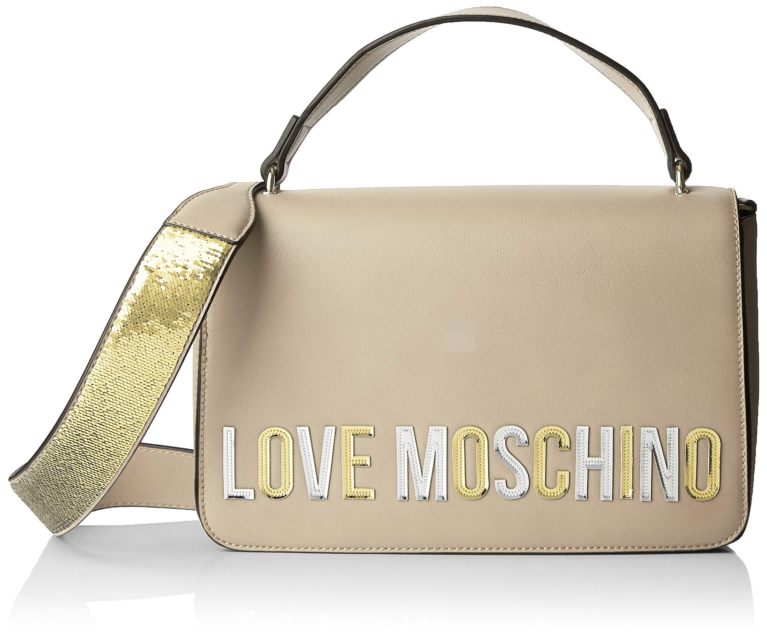 L Moschino Cmw Borsa Porté Love FemmeEcruavorio7x18x29 Main X PuSac H qVUMLpzSG