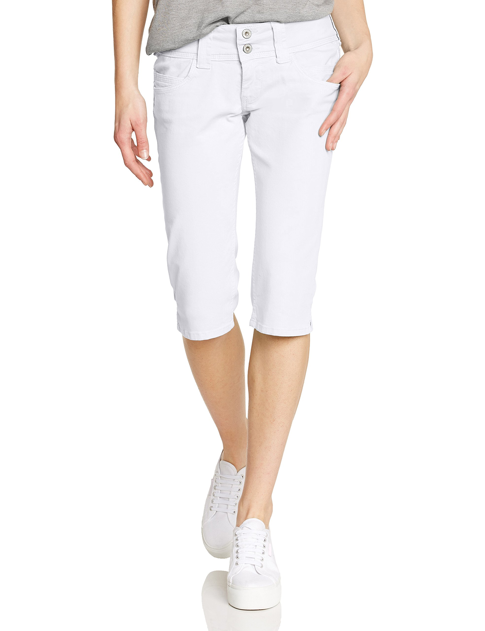 CropShort Venus Jeans Pepe Fabricant32 FemmeBlancwhiteW32taille mnN80w