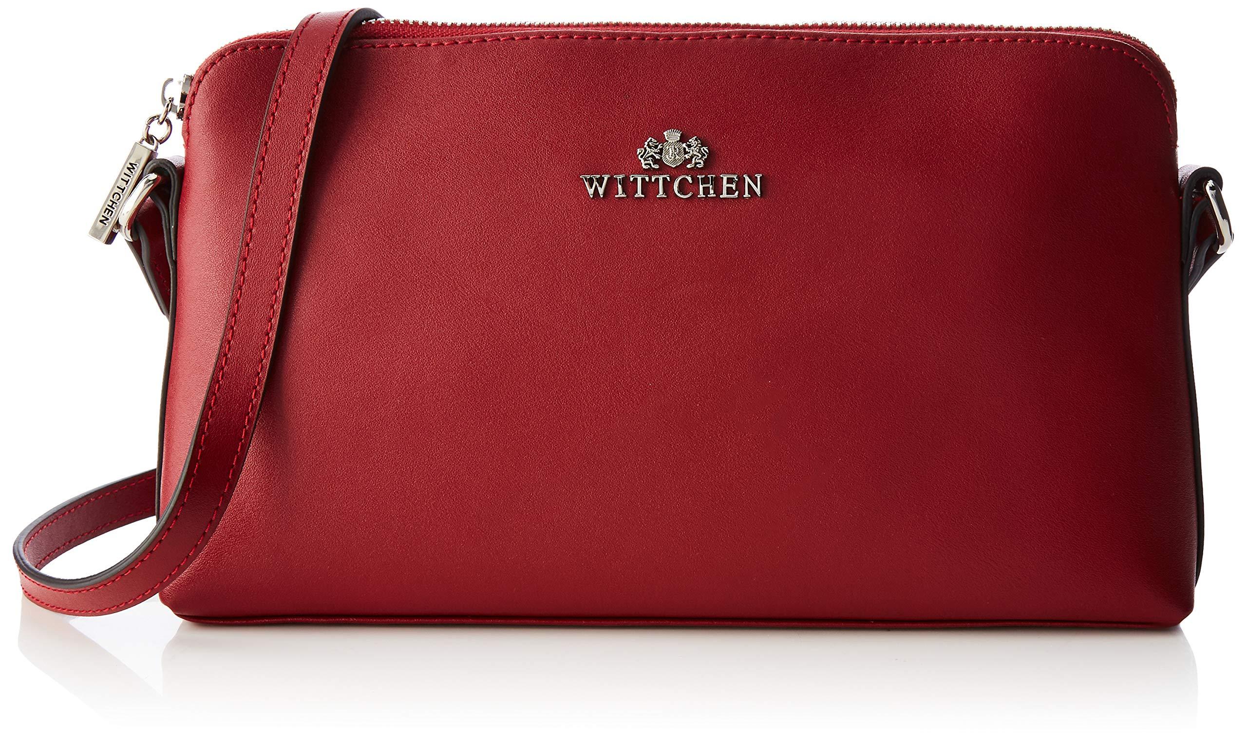 Wittchen 4e En Elegance Synthétique Cuir Collection Largeur 27 Hauteurcm16 453 2 86 Étui Rouge CWrxodeB