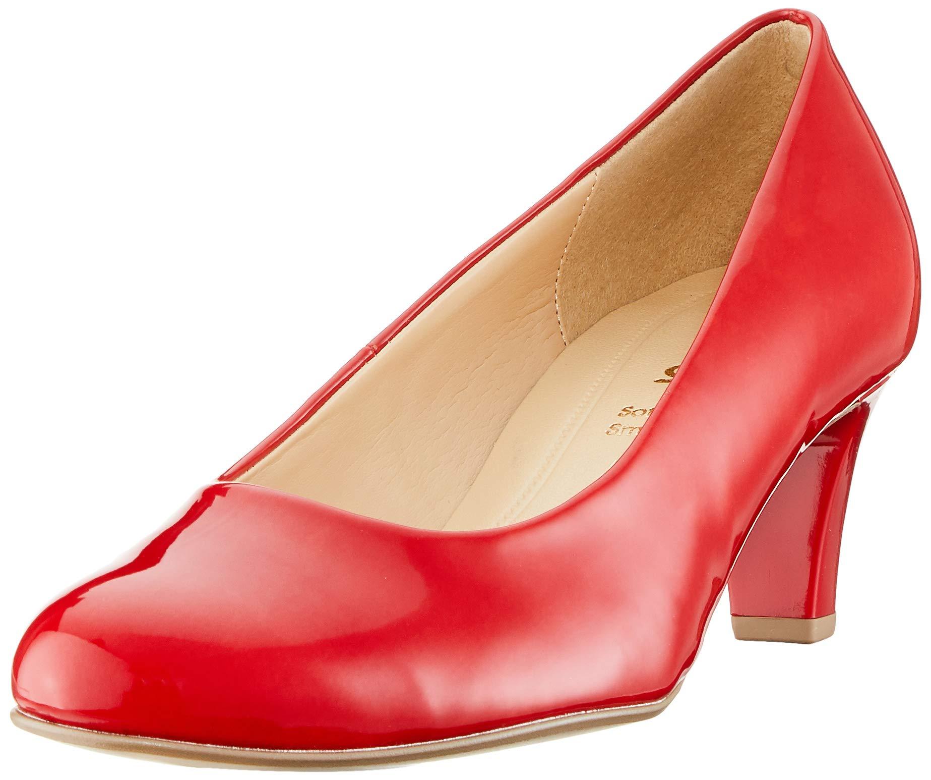 Gabor Gabor Shoes BasicEscarpins BasicEscarpins Eu FemmeRougeredabsatz9538 Shoes ebWE92IDHY