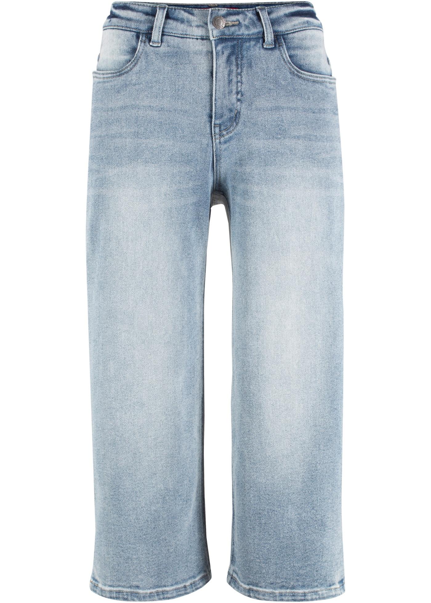 John BonprixJupe Bleu culotte Femme En Jeanswear Classique Baner Pour Jean UpSMqVz