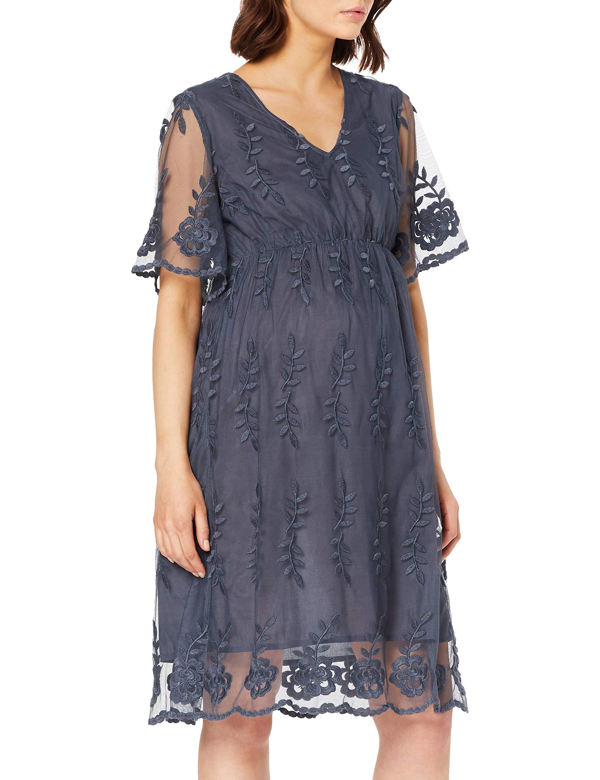 FabricantLargeFemme RobeBleu Woven Mamalicious Blue42taille Dress Mlanja 2 4 Ombre Abk N80wnOPkZX