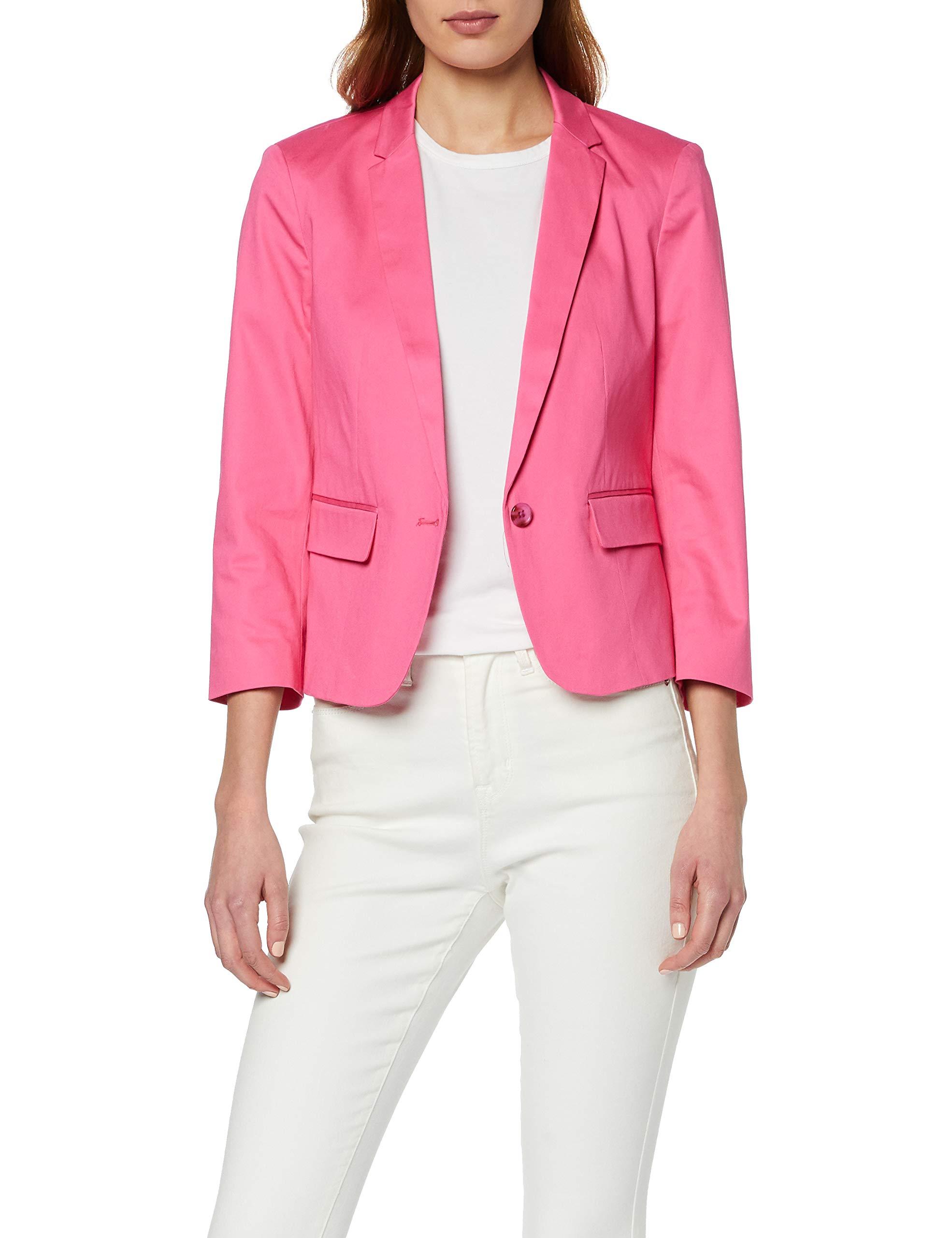 Femme Casual Tom Fr Tailor Veste 1009694 De Pink 1579942 CostumeRosecarmine oCExdWreQB