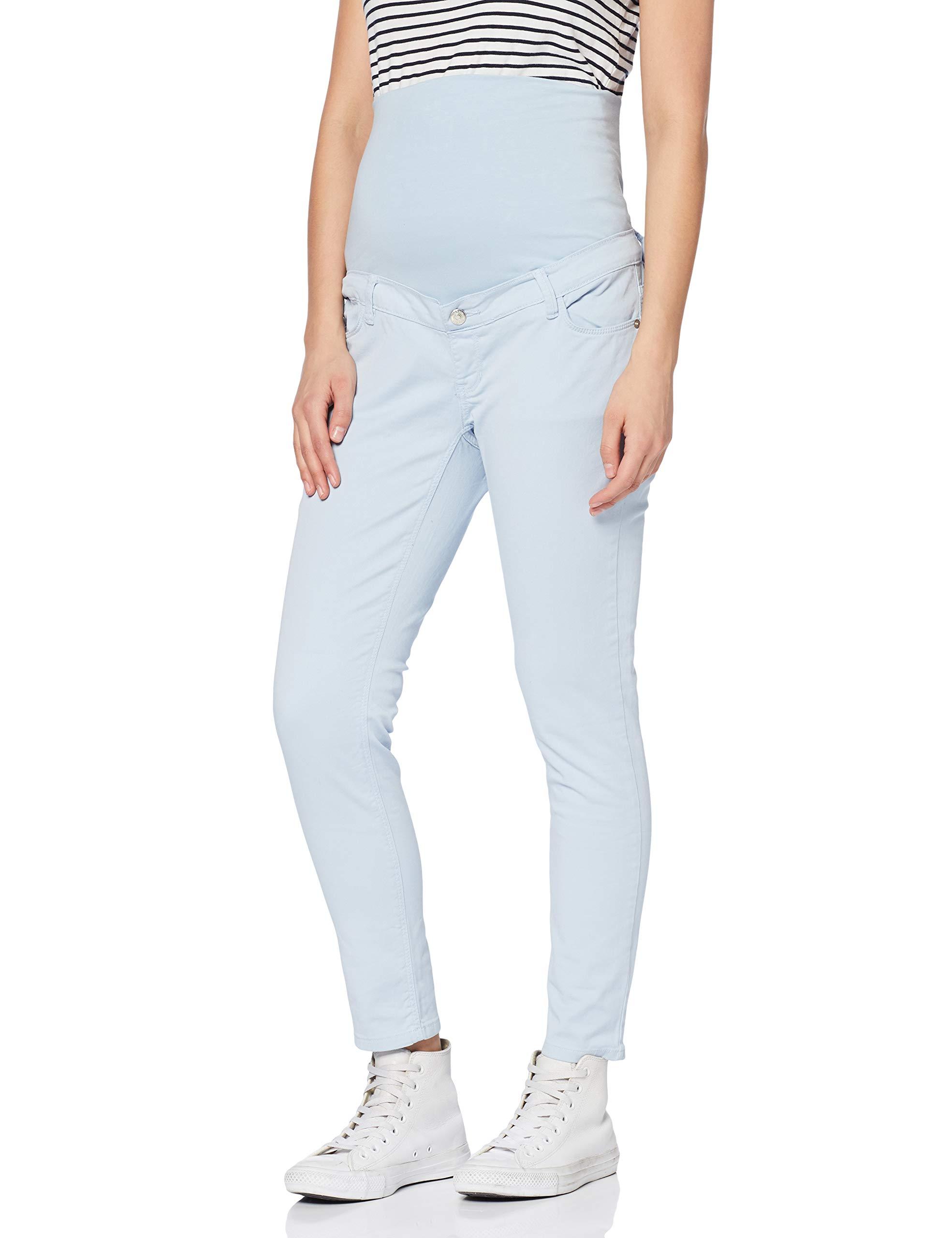 Slim Maternity Pants FemmeBleulight 8PantalonsMaternité Capri Fabricant44 Otb Esprit Blue 44046taille 7 QxhdtsrC