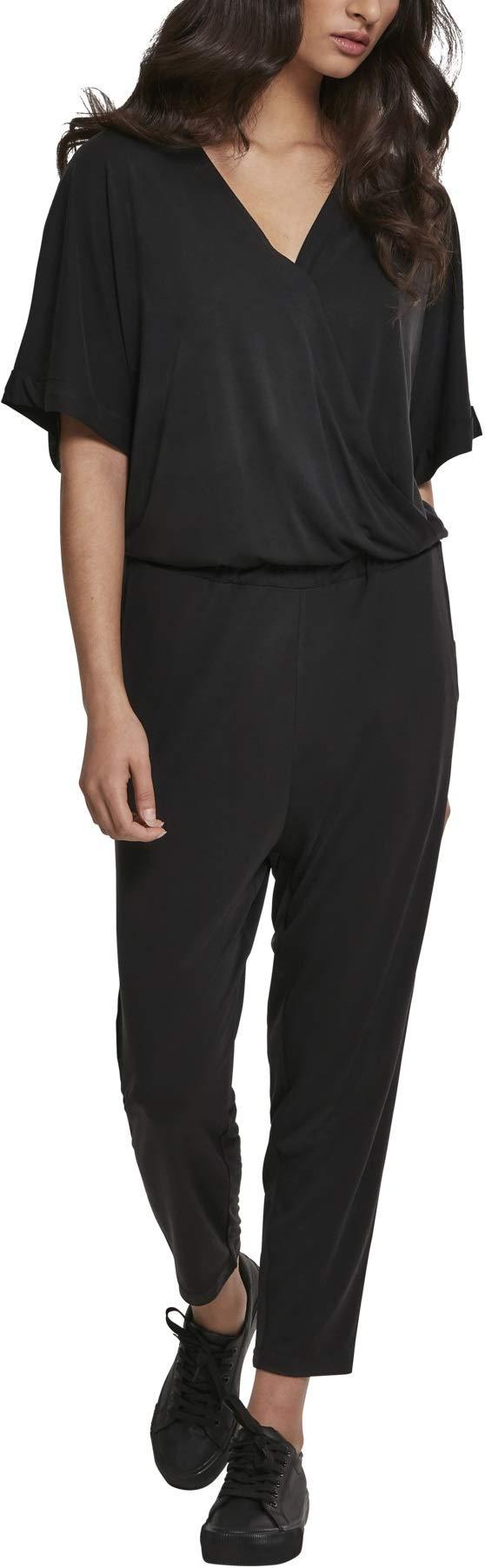 Modal Classics 00007Xxx large Jumpsuit Urban Femme CombinaisonNoirblack Ladies J5Ful3TK1c
