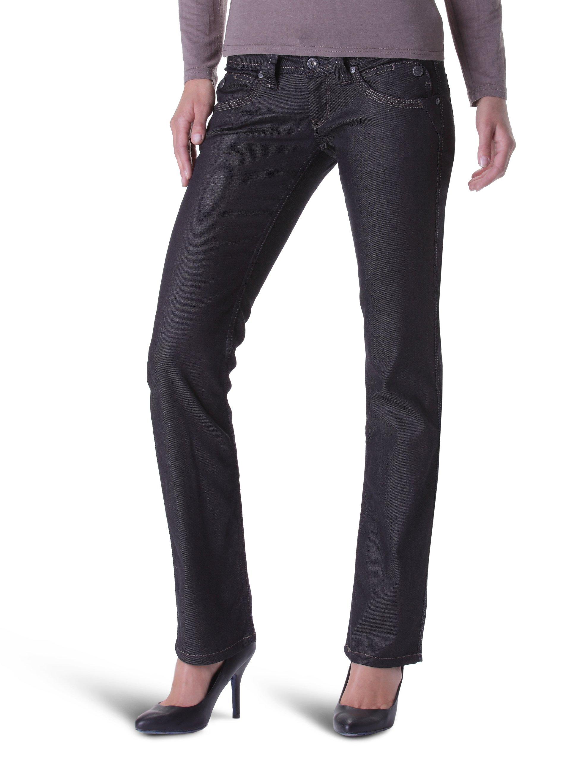 regular l34 Droit Brut Pepe PerivalJean Jeans Femme BleudenimW30 XZOiwkPuT