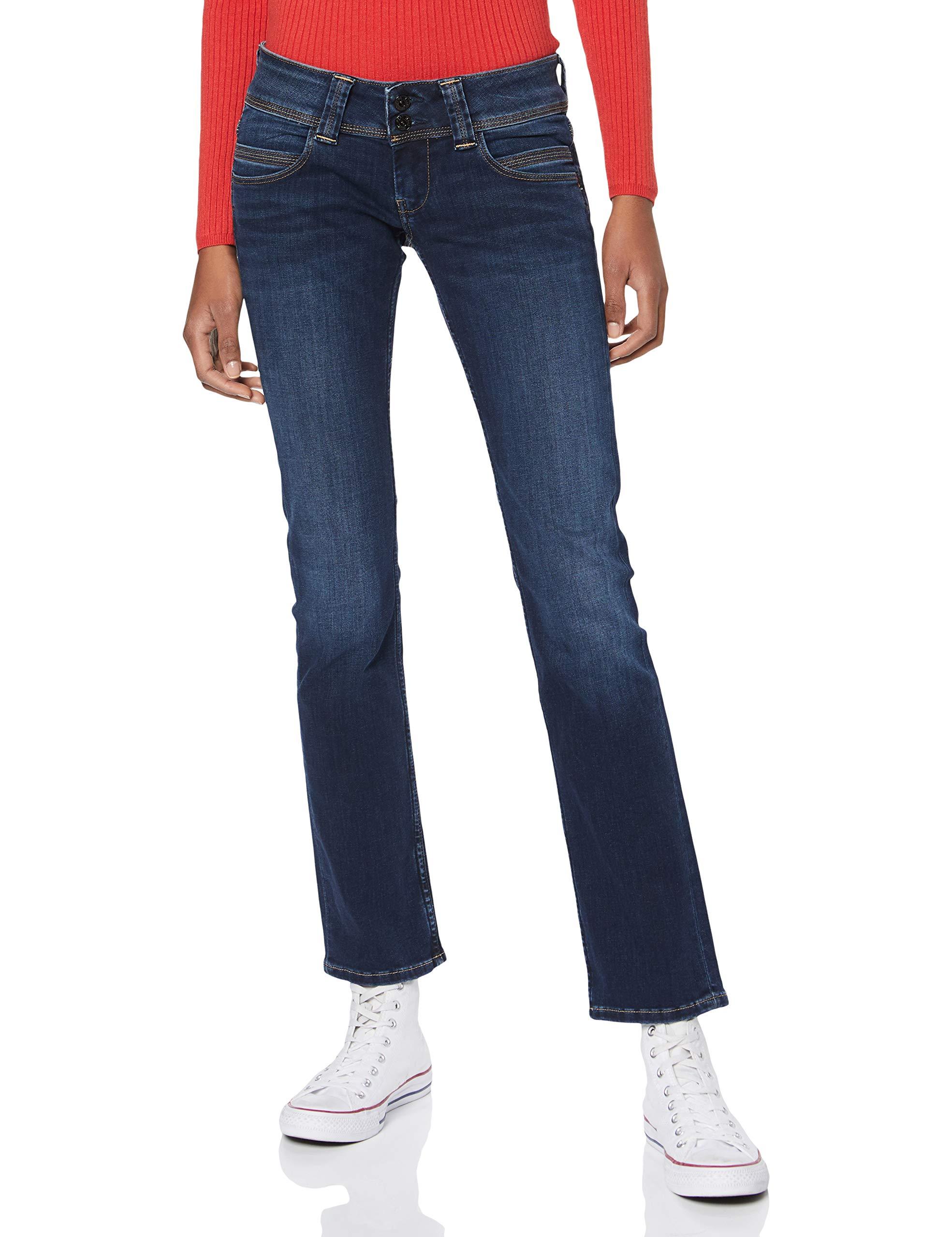 VenusJean FemmeDenim10oz Jeans Stretch Pepe Ultra Dk26w32l nwO0Pk